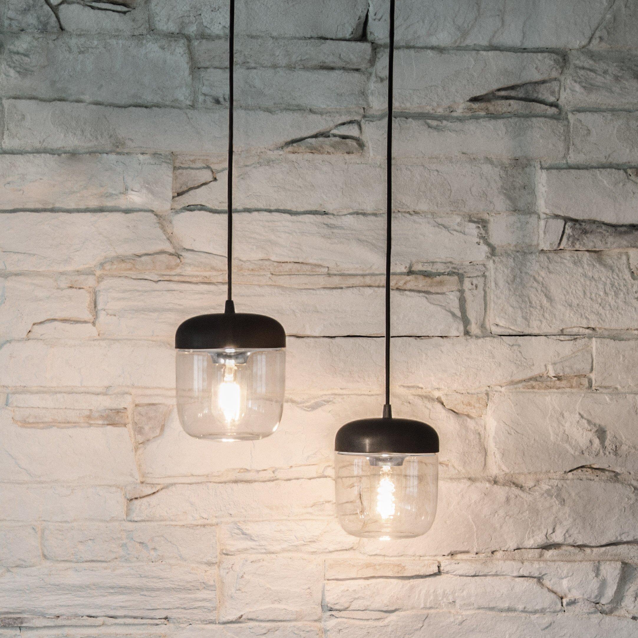 VITA Copenhagen Acorn 1 Light Mini Pendant & Reviews
