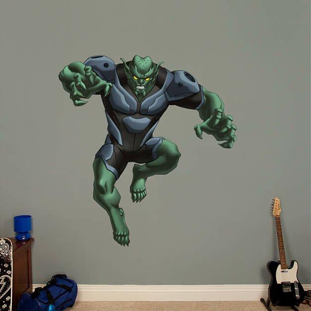 Ultimate Green Goblin Marvel Fathead Marvel Green G...