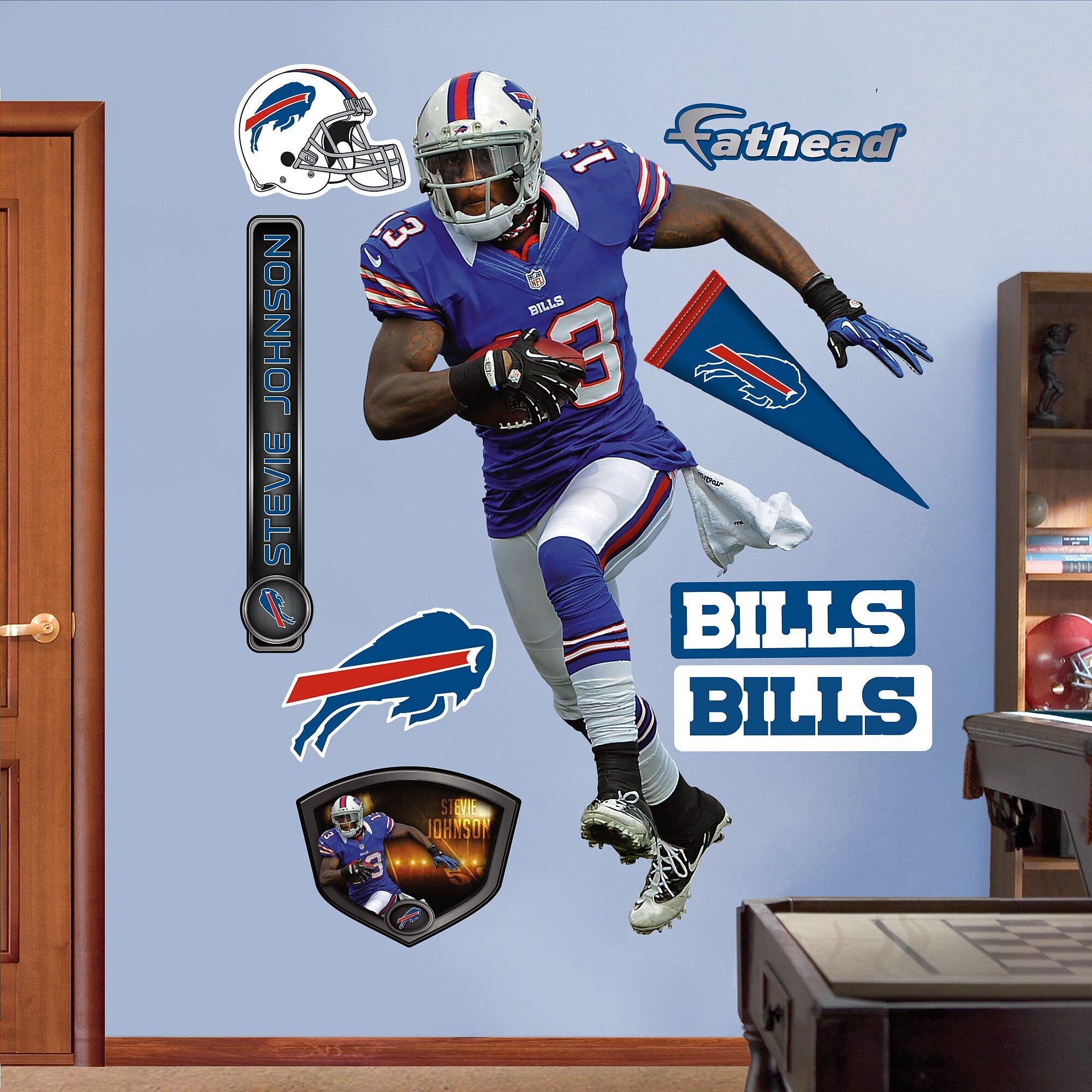 Inspiring NFL Wall Decals - Home Design #935