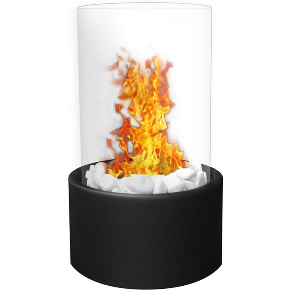 Moda flame ghost bio ethanol tabletop fireplace reviews for Bio ethanol fire pit
