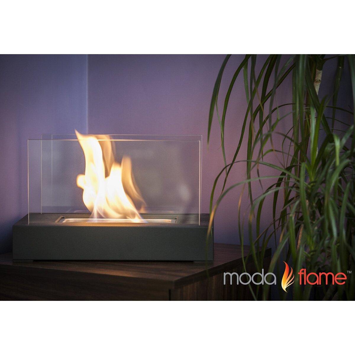 Moda Flame Vigo Bio Ethanol Tabletop Fireplace Reviews Wayfair