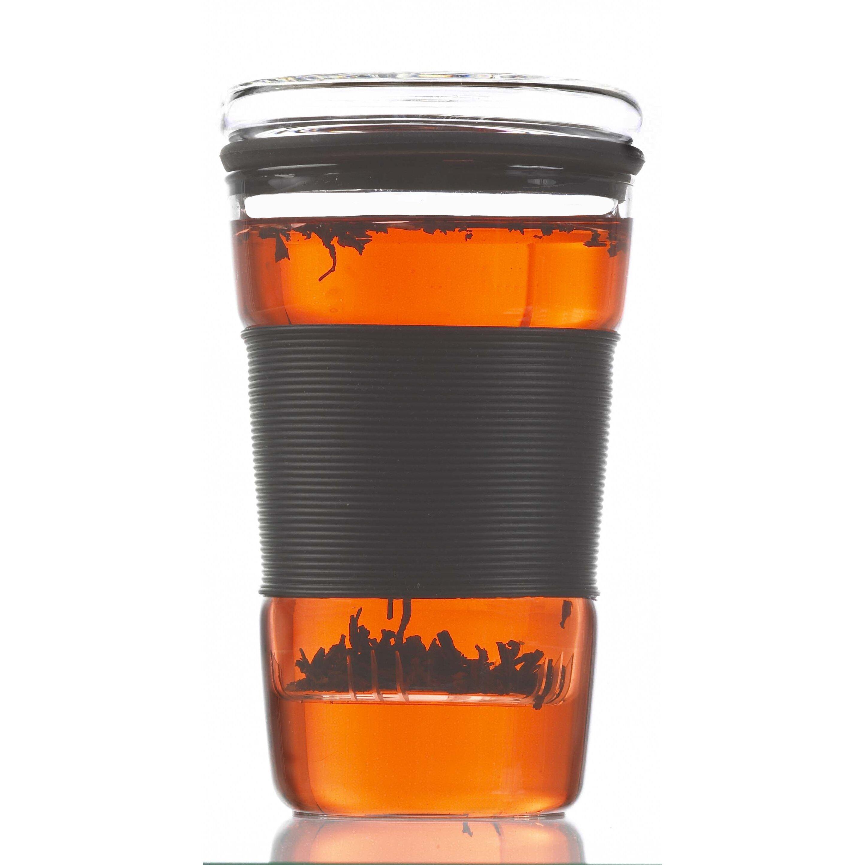 grosche international infuz oz infuser tea mug. Black Bedroom Furniture Sets. Home Design Ideas