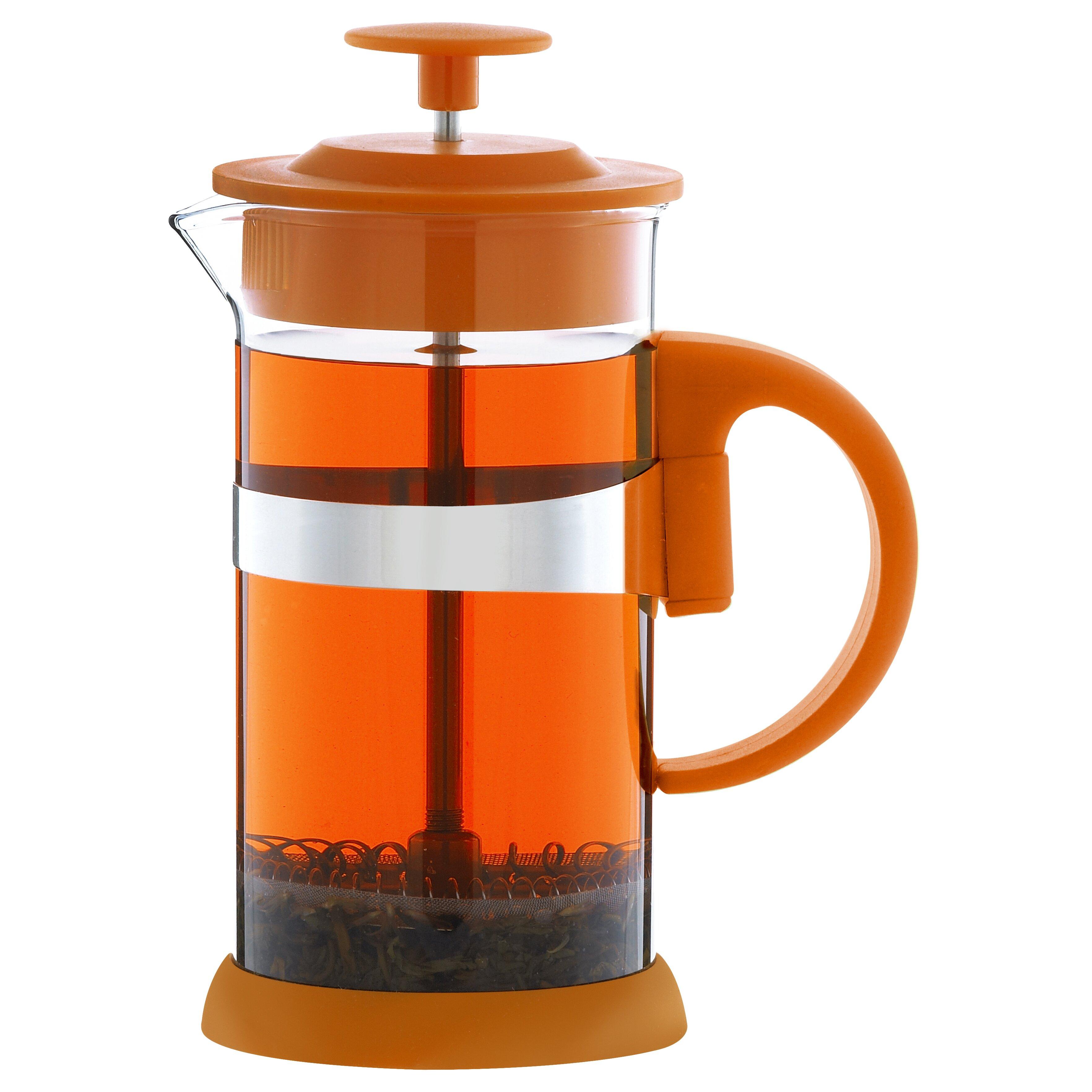 grosche international zurich french press coffee maker reviews wayfair. Black Bedroom Furniture Sets. Home Design Ideas