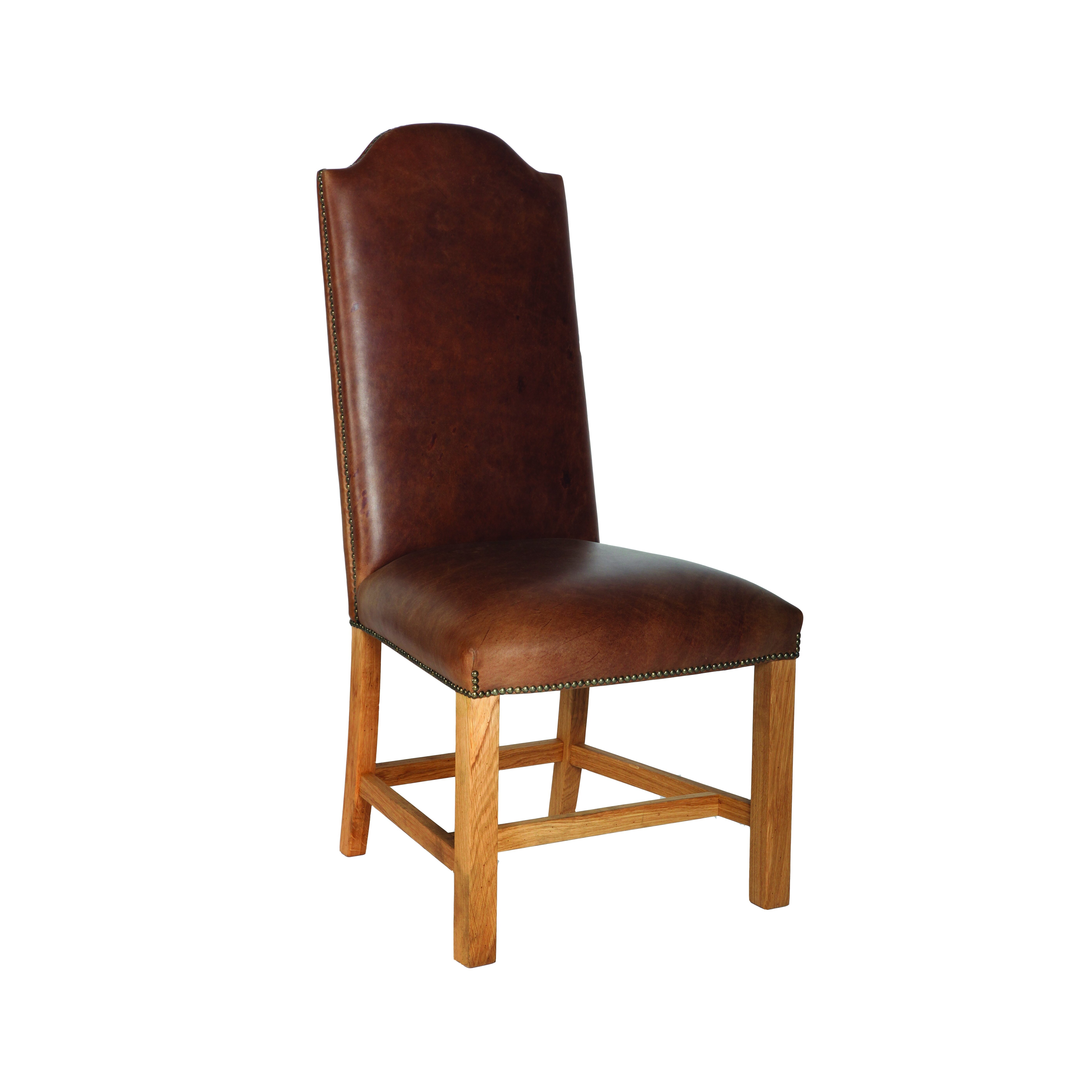 Upholstered Dining Room Chair: Carlton Furniture Chateau Solid Oak Upholstered Dining