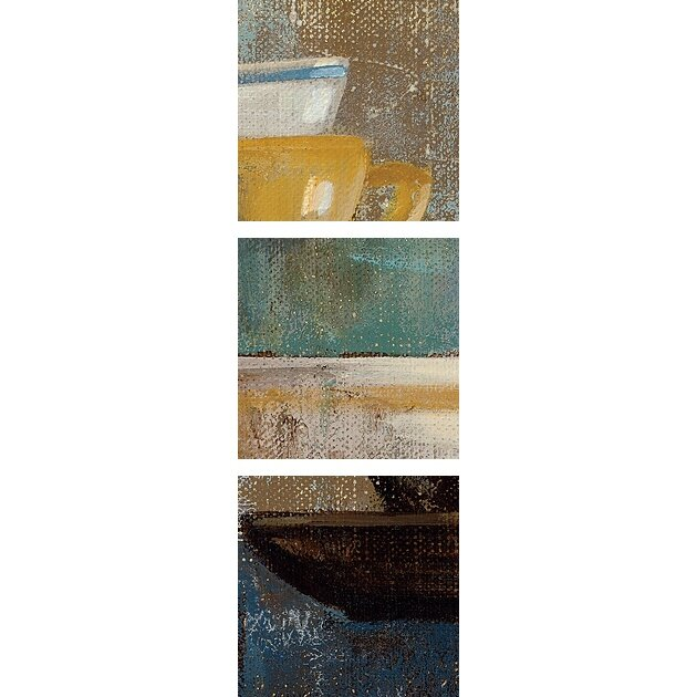 Great Big Canvas 39 Antique Coffee Cups Ii 39 By Silvia