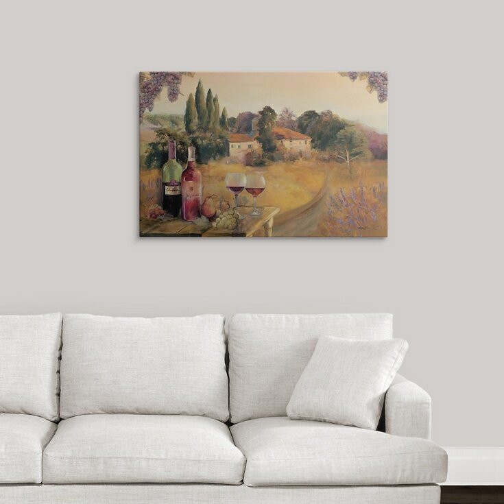 Great Big Canvas 39 Spoleto Afternoon 39 By Marilyn Hageman