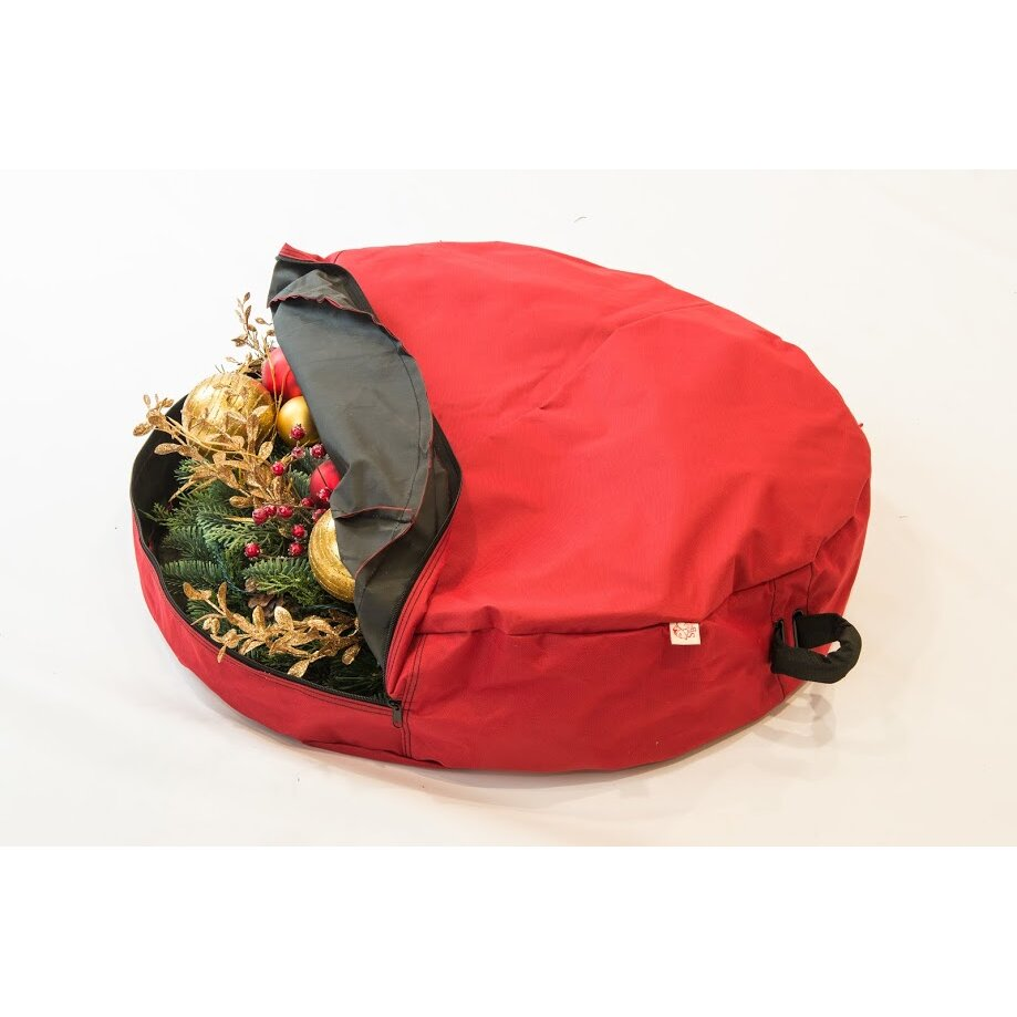 TreeKeeper Santas Bags Economy Wreath