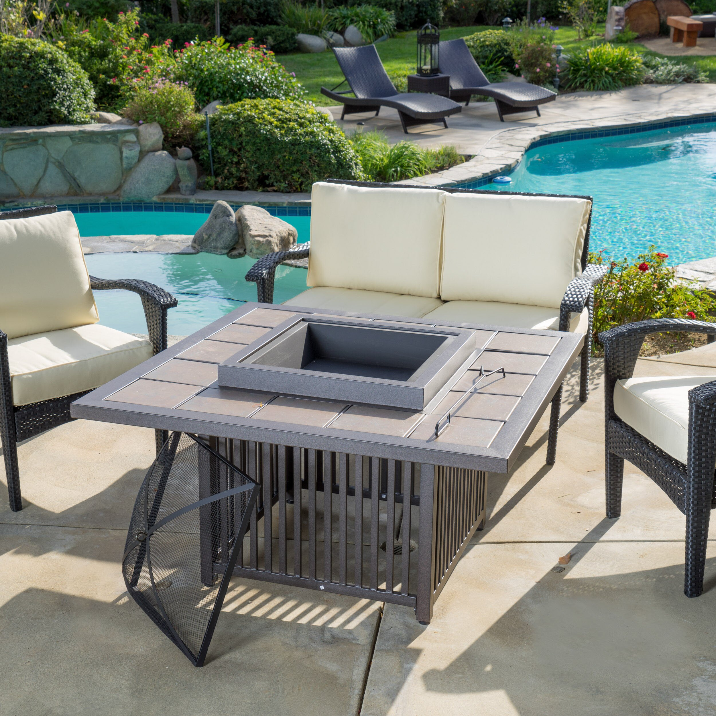 ... Outdoor ... All Outdoor Fireplaces Home Loft Concepts SKU: FOME1109