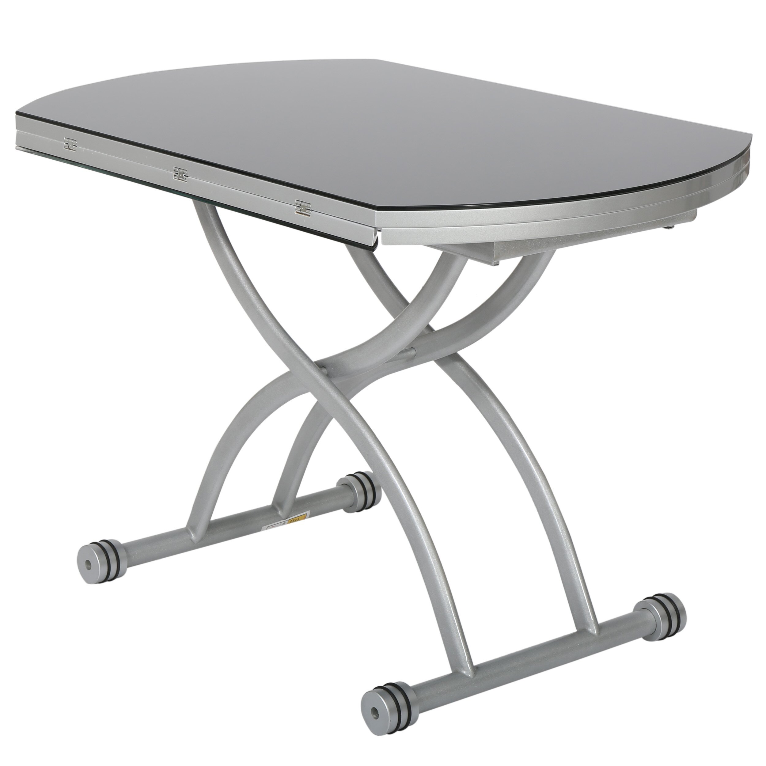 Home Loft Concepts 41 25 Quot Round Folding Table Wayfair Supply