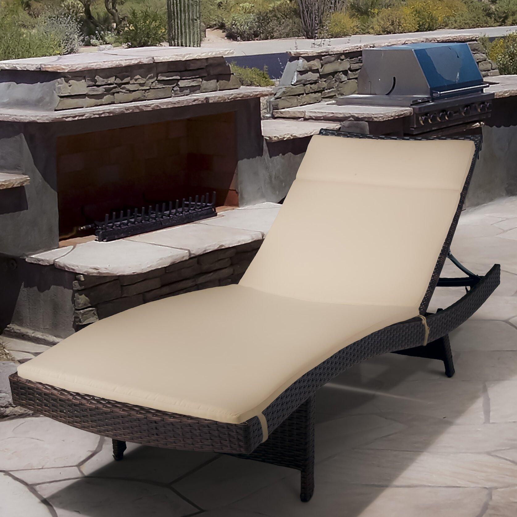 Home Loft Concepts Montenegro Adjustable Chaise Lounge