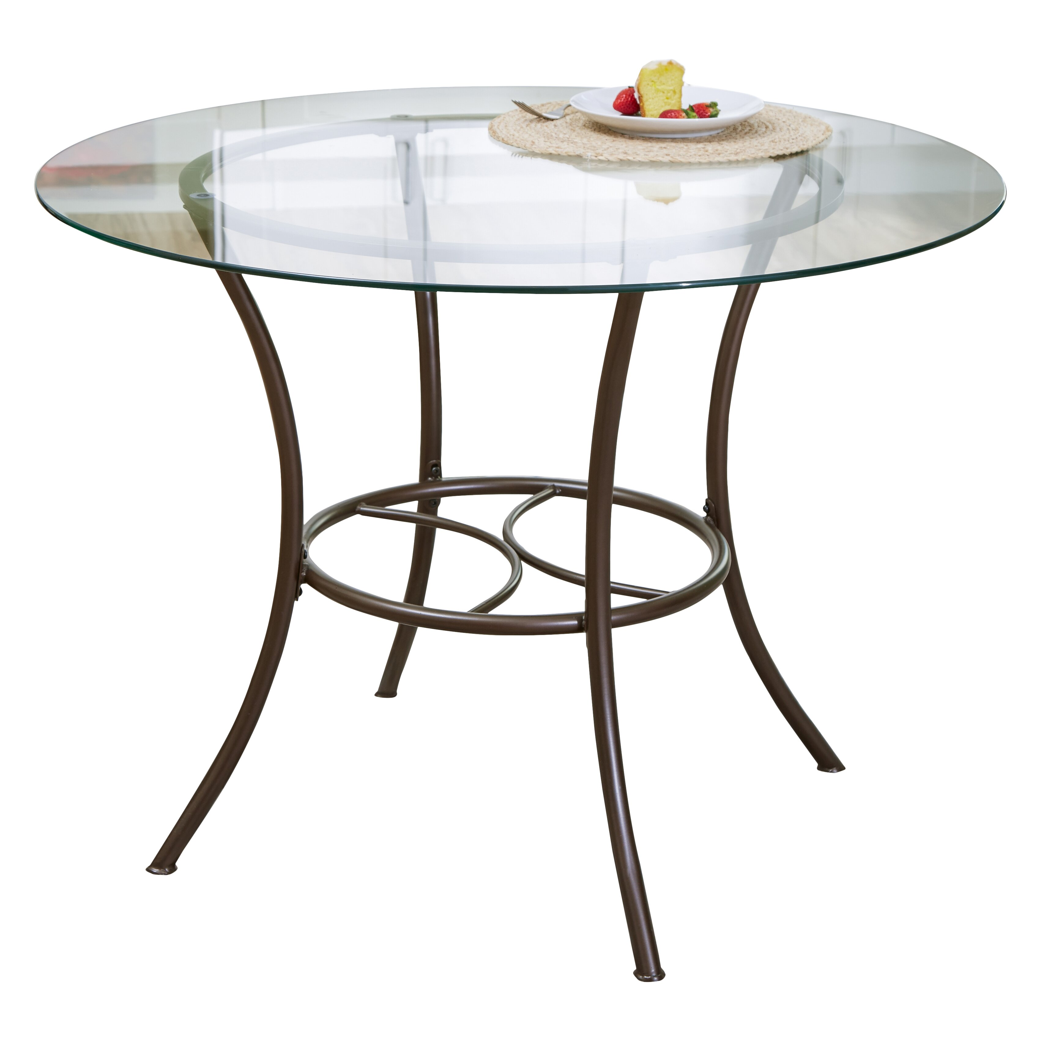 Andover mills jefferson dining table reviews for Wayfair dining table