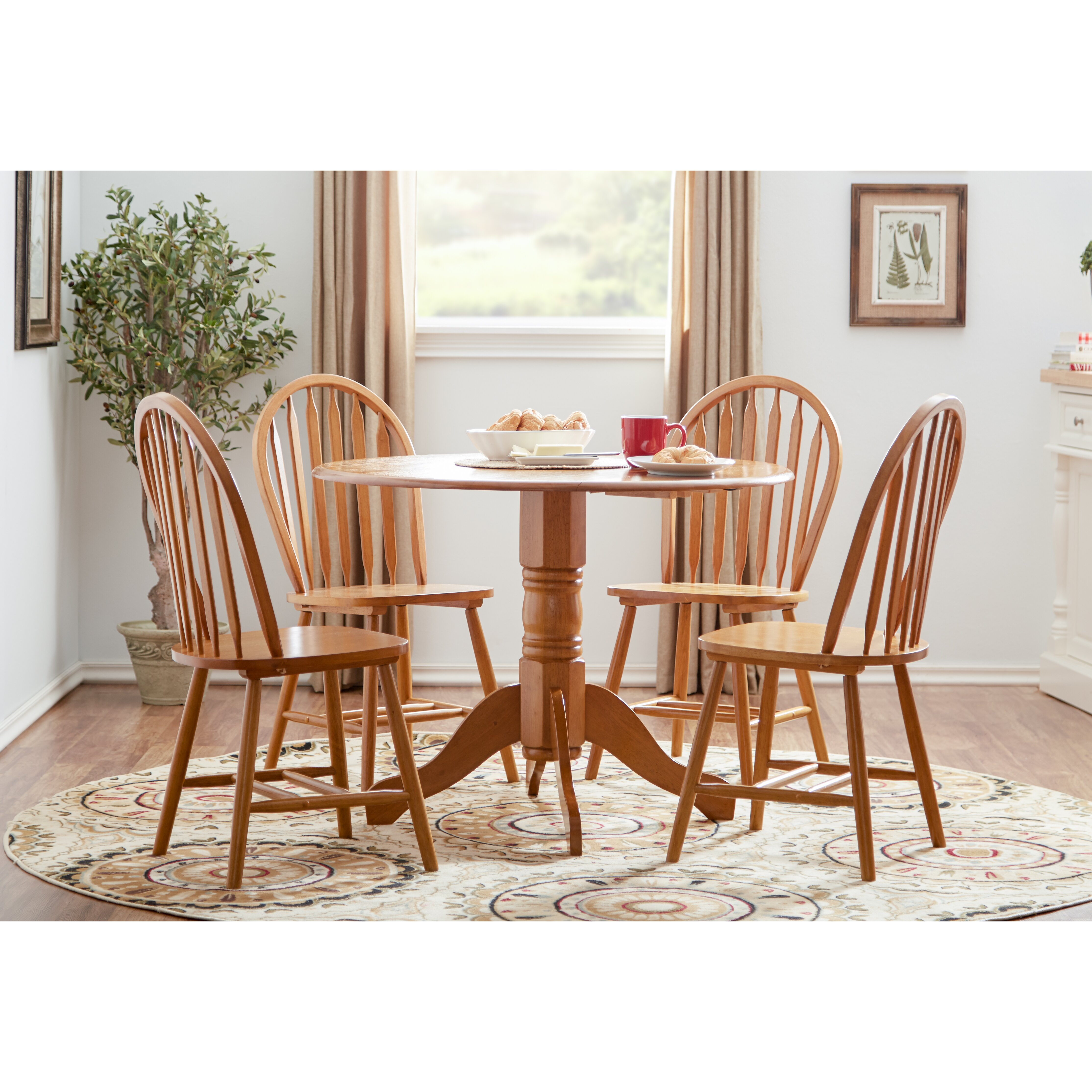 Andover Mills Rollins Extendable Dining Table Reviews: Andover Mills Annetta Extendable Dining Table & Reviews