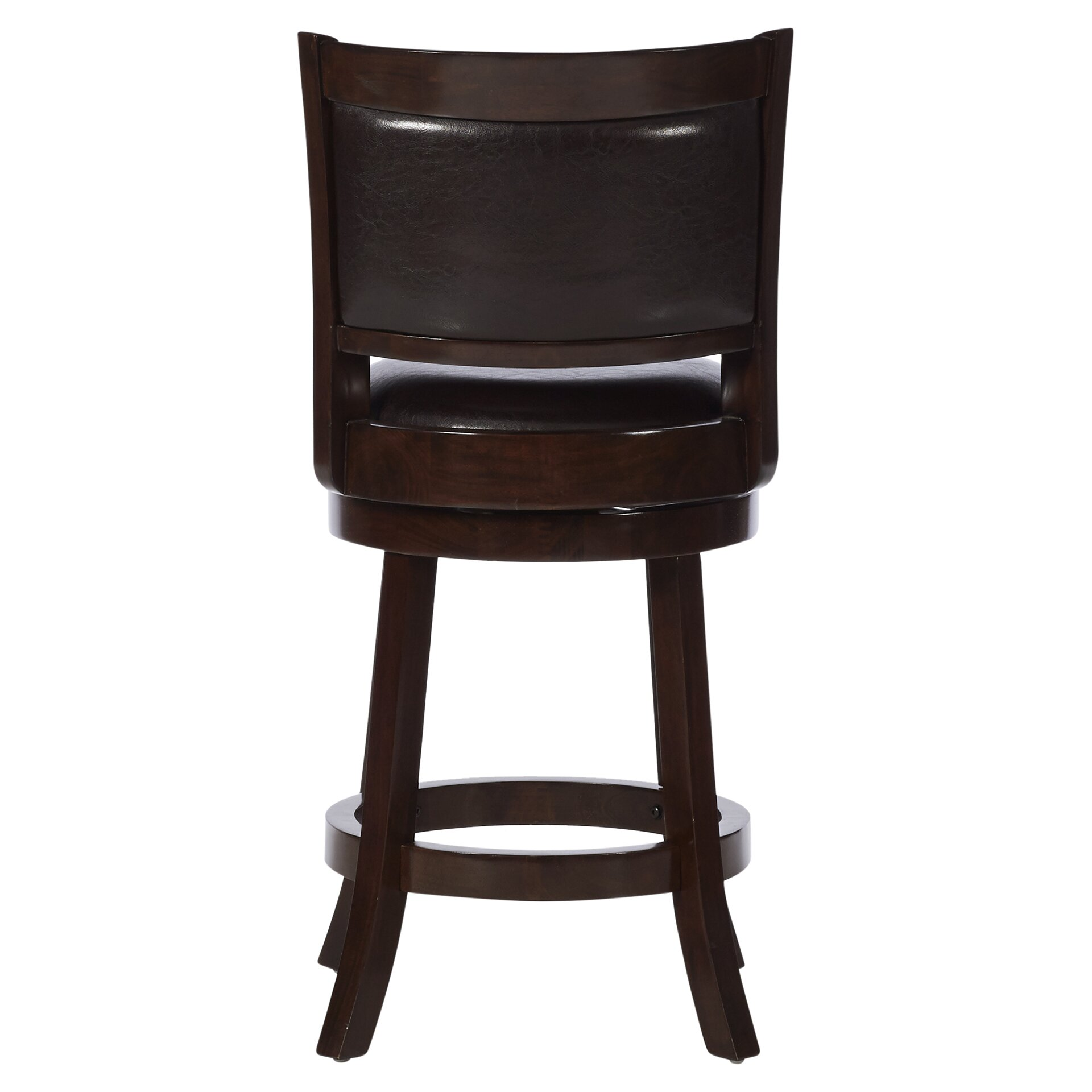 Andover mills augusta 24 swivel bar stool reviews for 24 bar stools