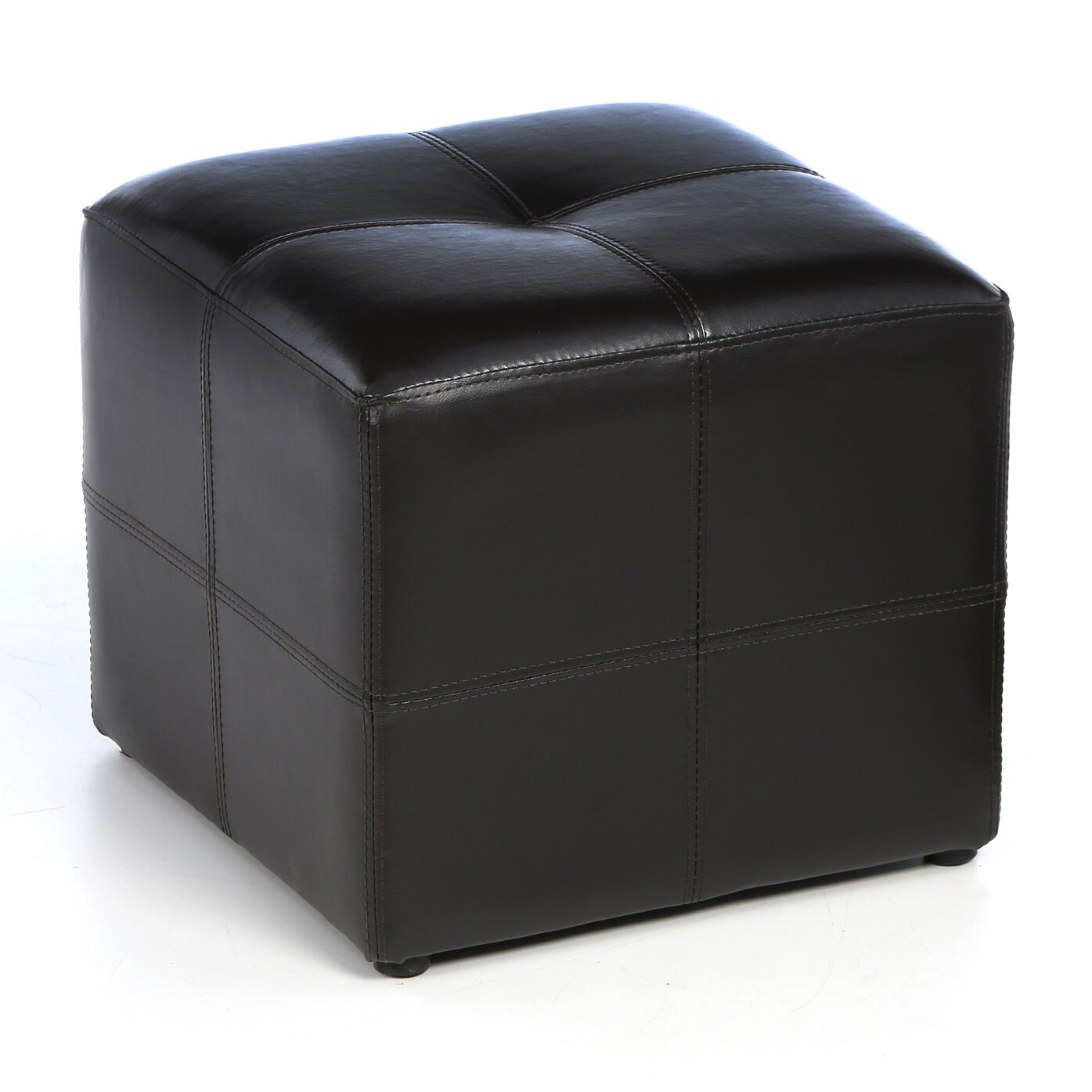 Andover Mills Starwood Cube Ottoman Reviews Wayfair