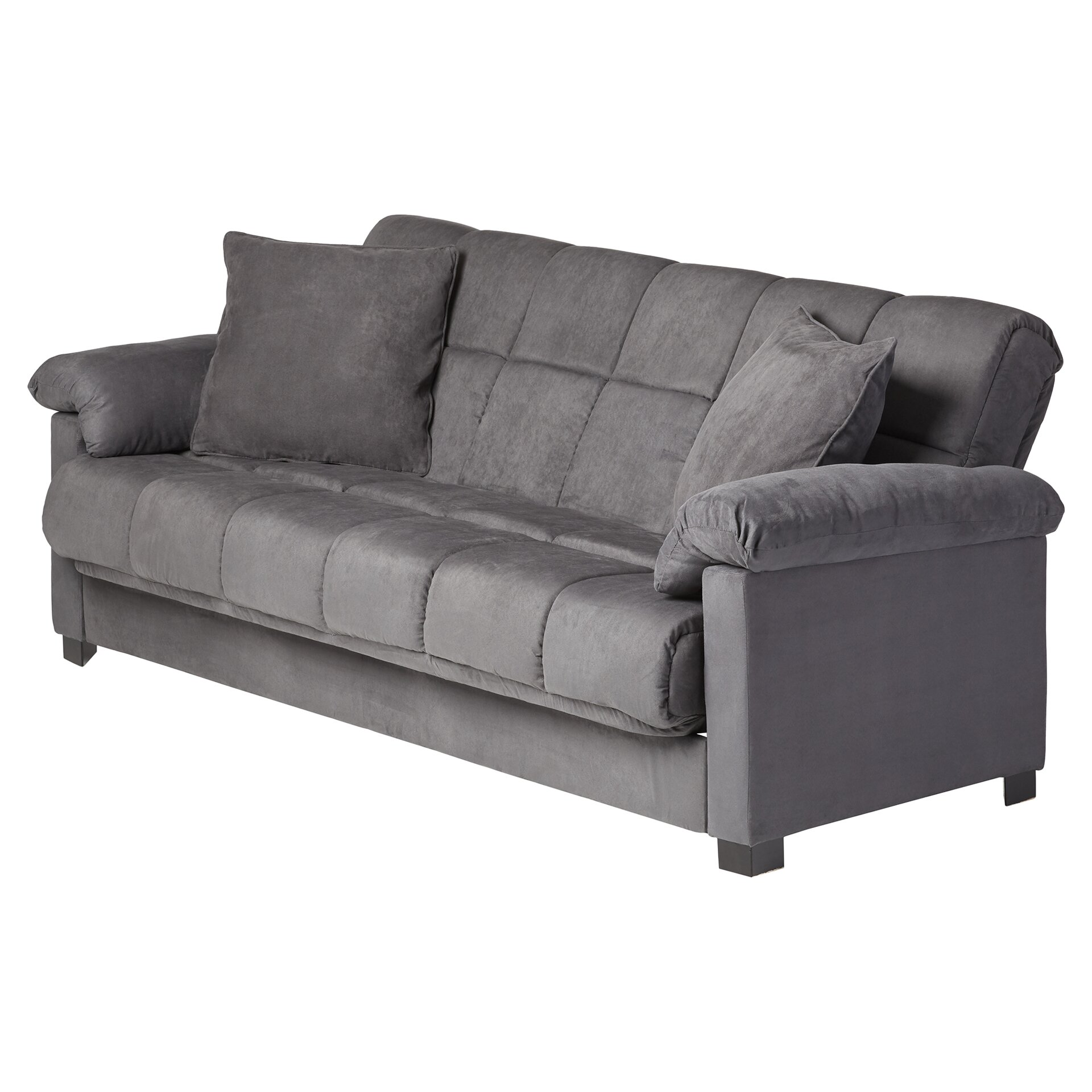 Andover Mills Minter Upholstered Sleeper Sofa Reviews Wayfair