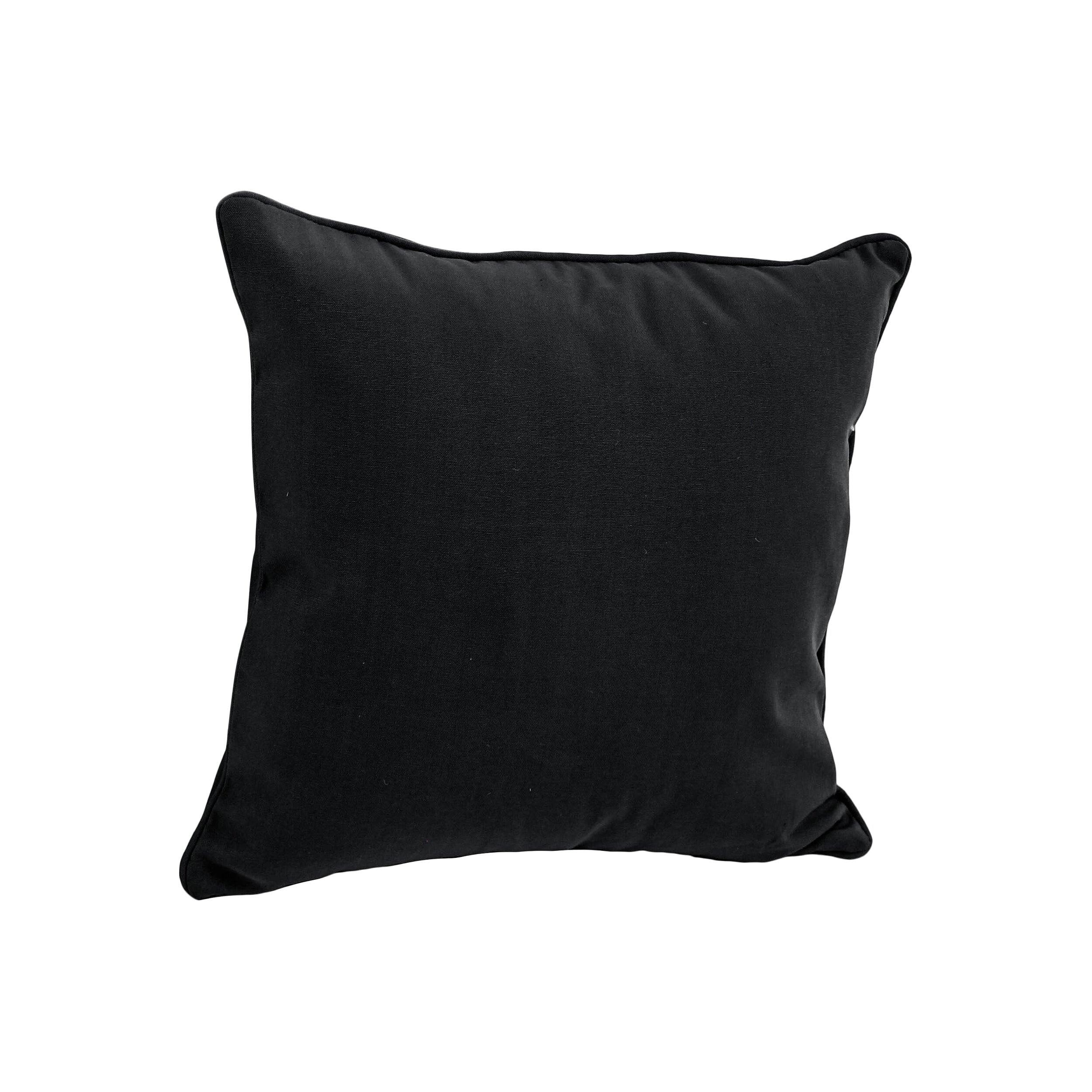 Solid Black Throw Pillows : Andover Mills Weymouth Solid Throw Pillow & Reviews Wayfair