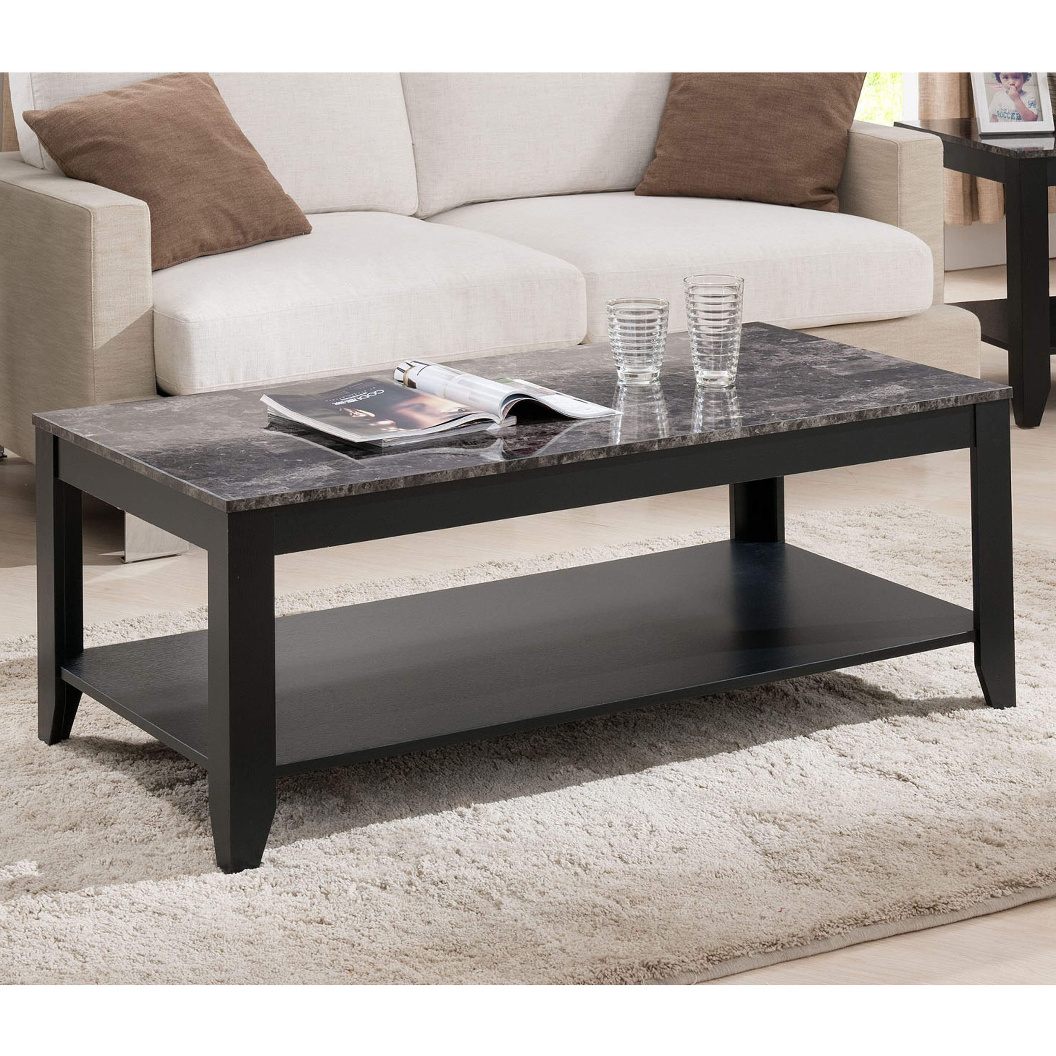 Andover Mills John 4 Piece Coffee Table Set & Reviews
