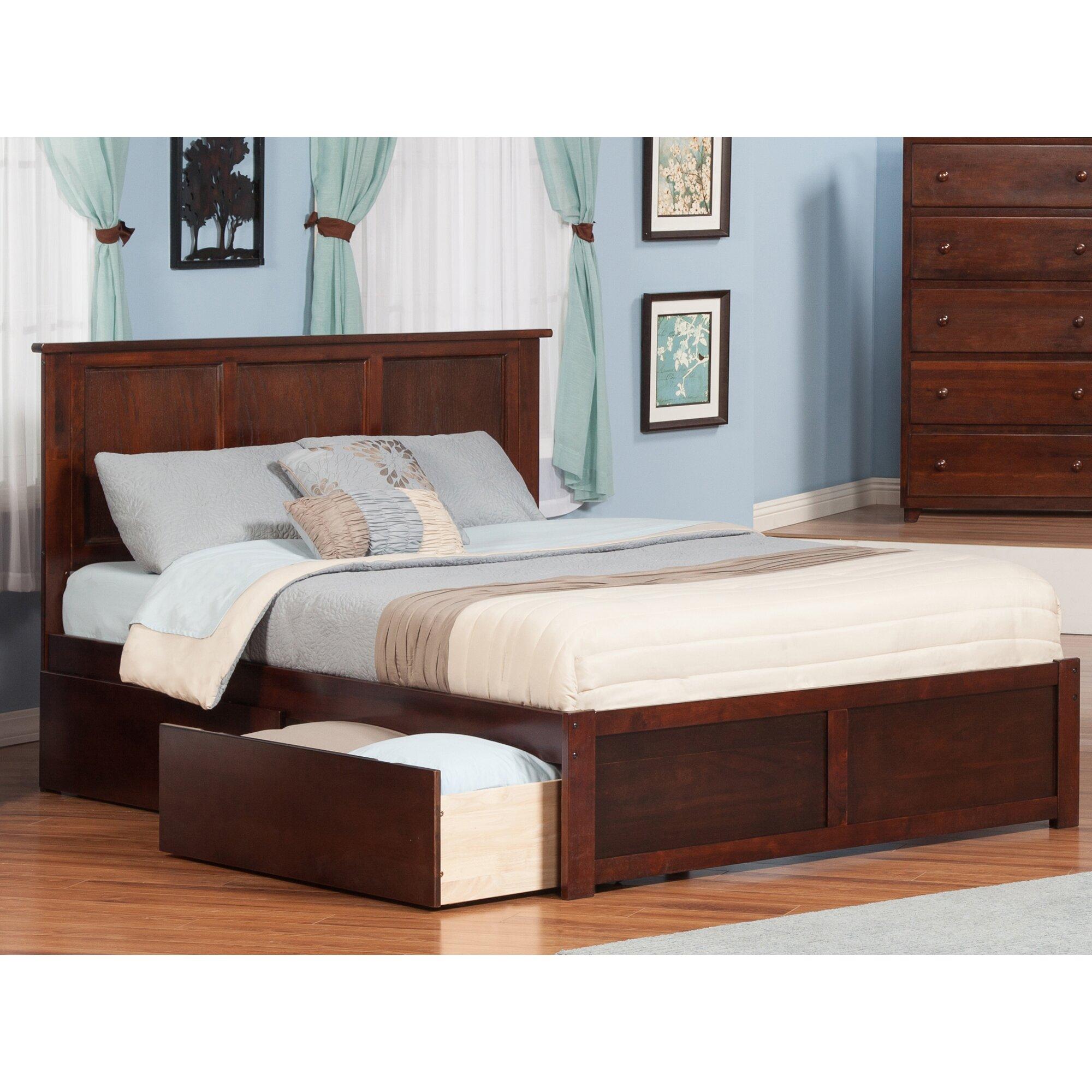 Andover Mills Marjorie King Storage Platform Bed Reviews