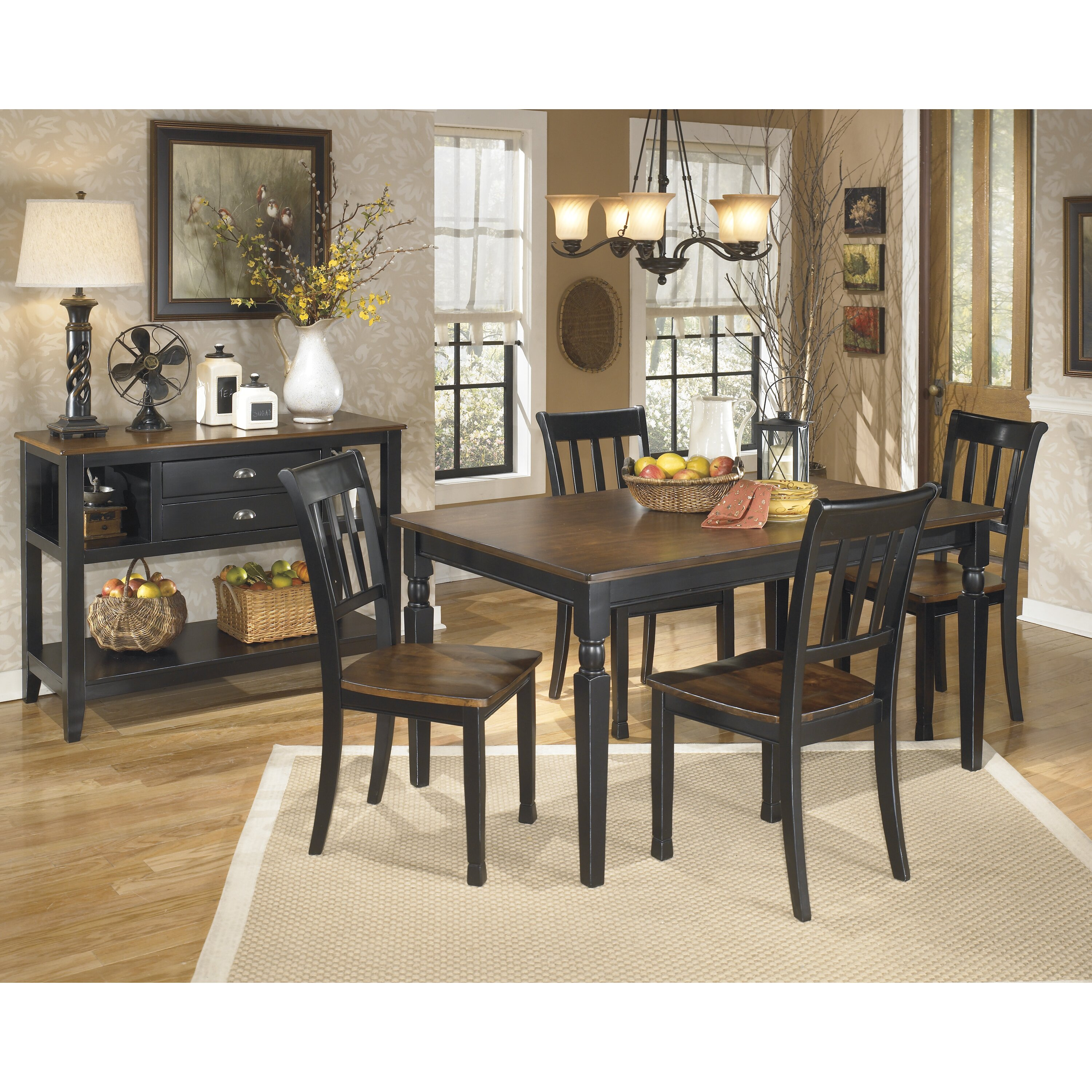 Dining Room Sets 5 Piece: Andover Mills 5 Piece Dining Set & Reviews