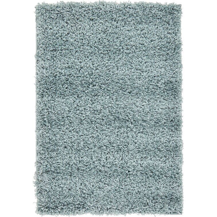 andover mills lilah light blue area rug reviews wayfair. Black Bedroom Furniture Sets. Home Design Ideas