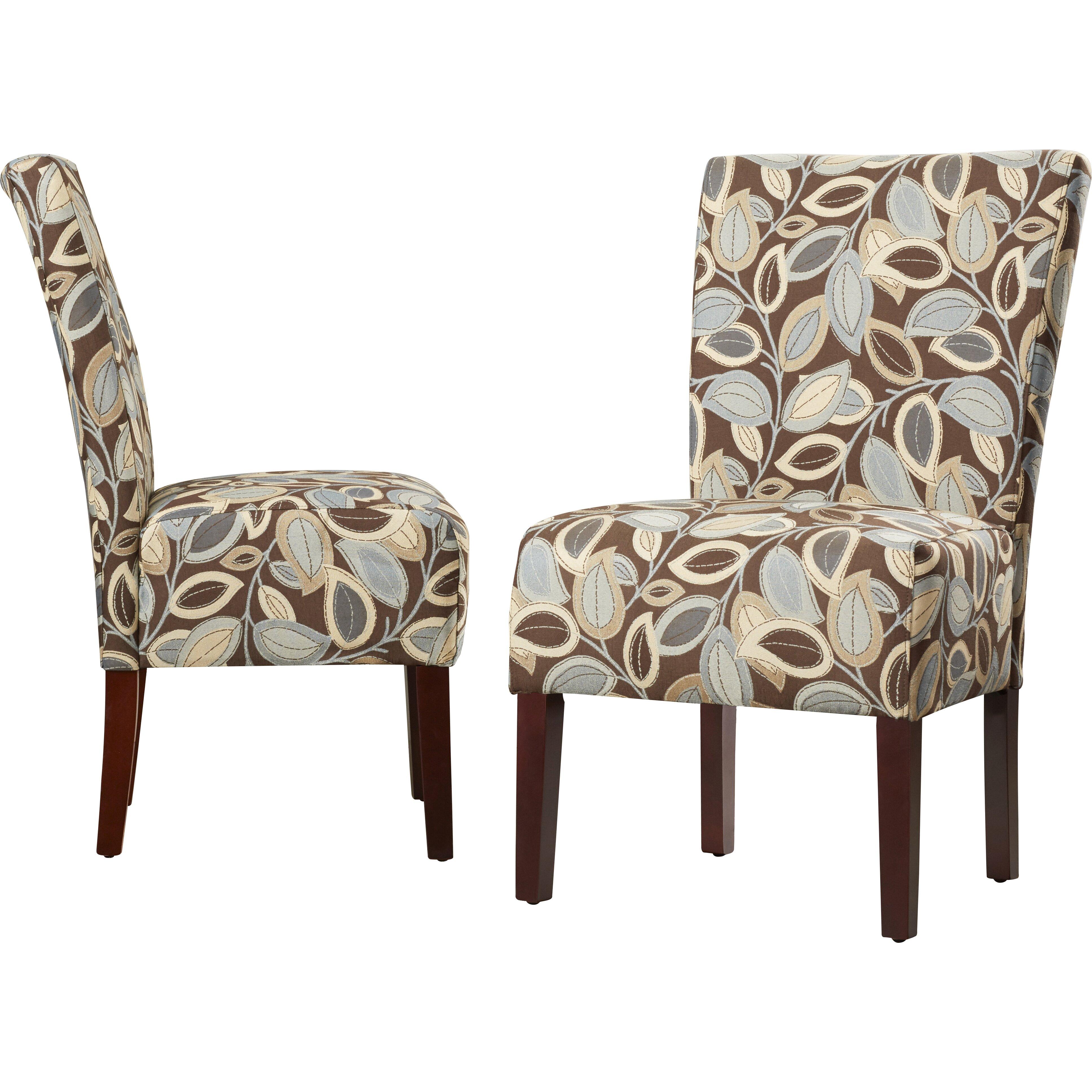 Andover Mills Susannah Fabric Slipper Chair Reviews Wayfair