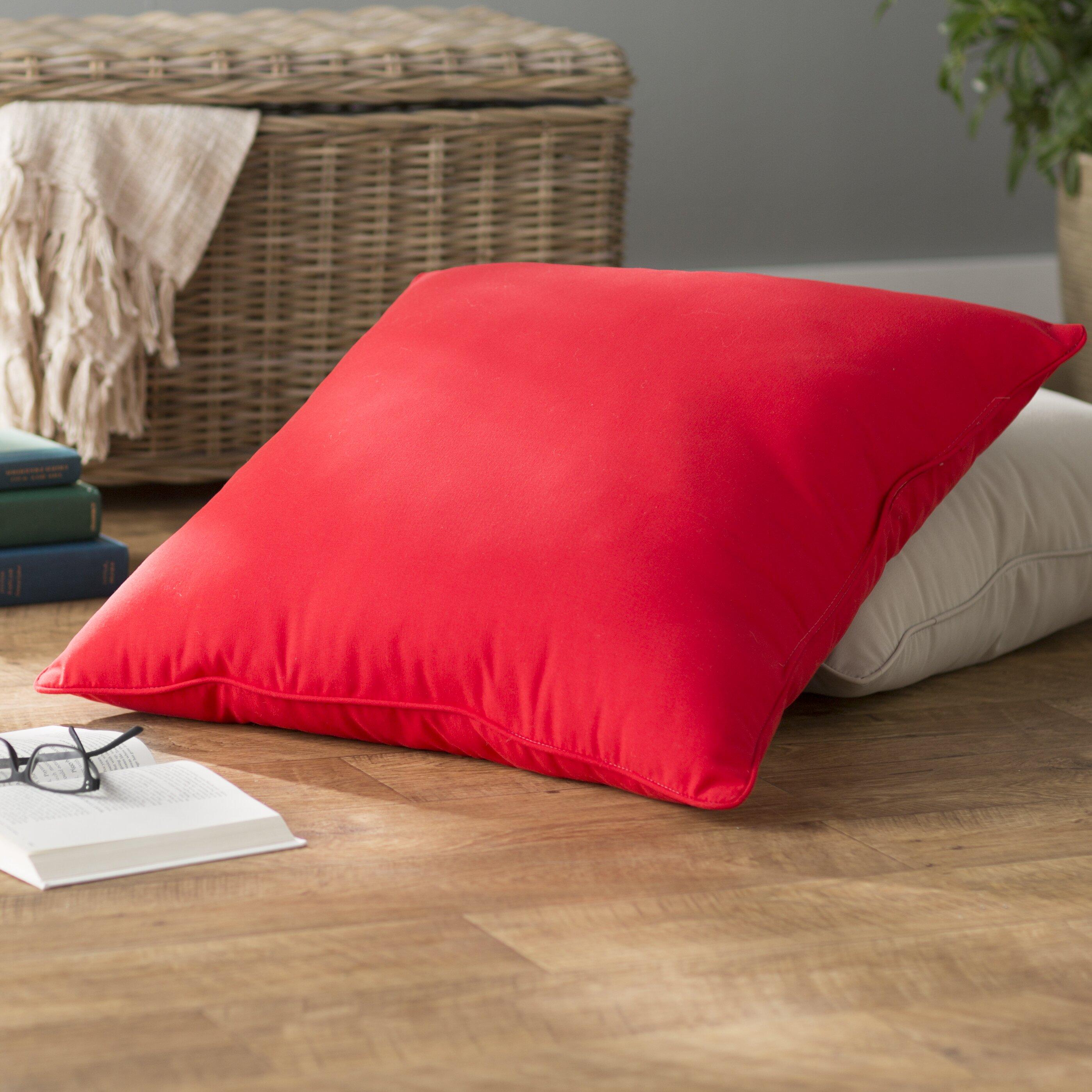 Andover Mills Bennett Square Floor Pillow & Reviews Wayfair