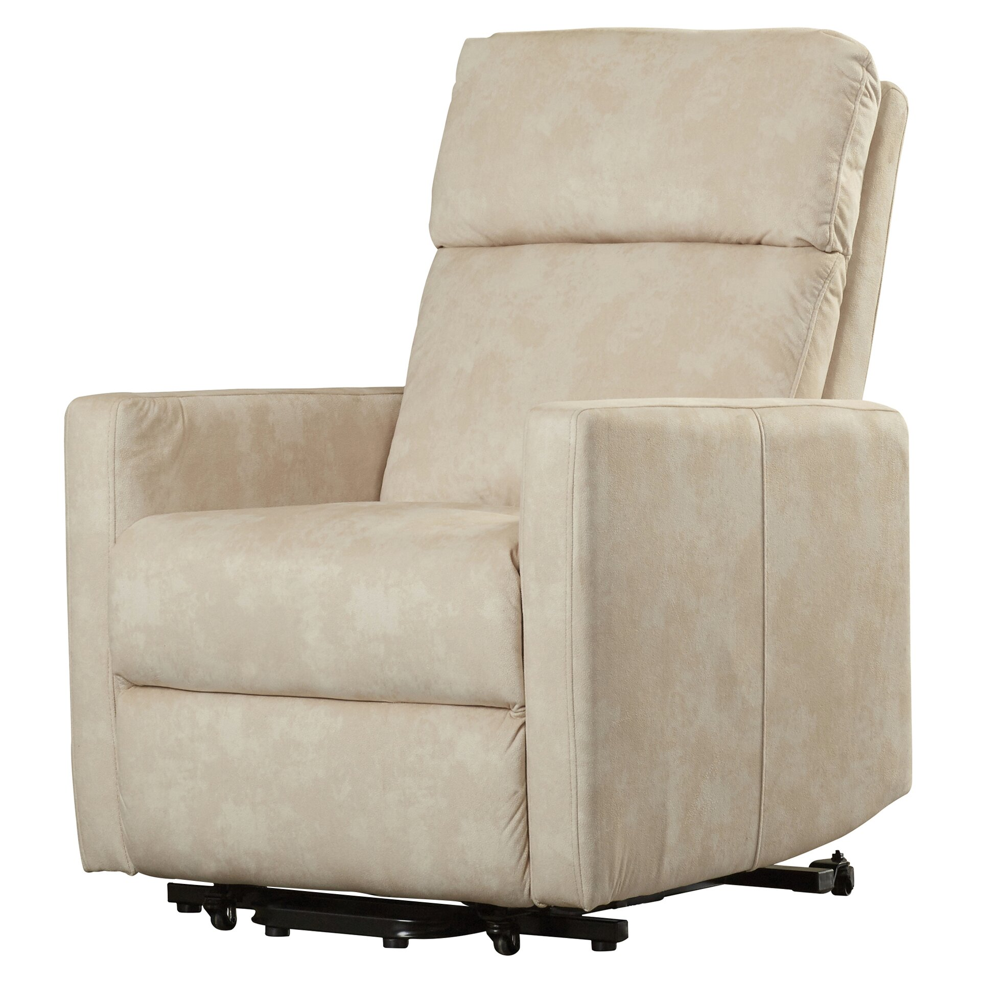 andover mills albert power and lift wall hugger recliner