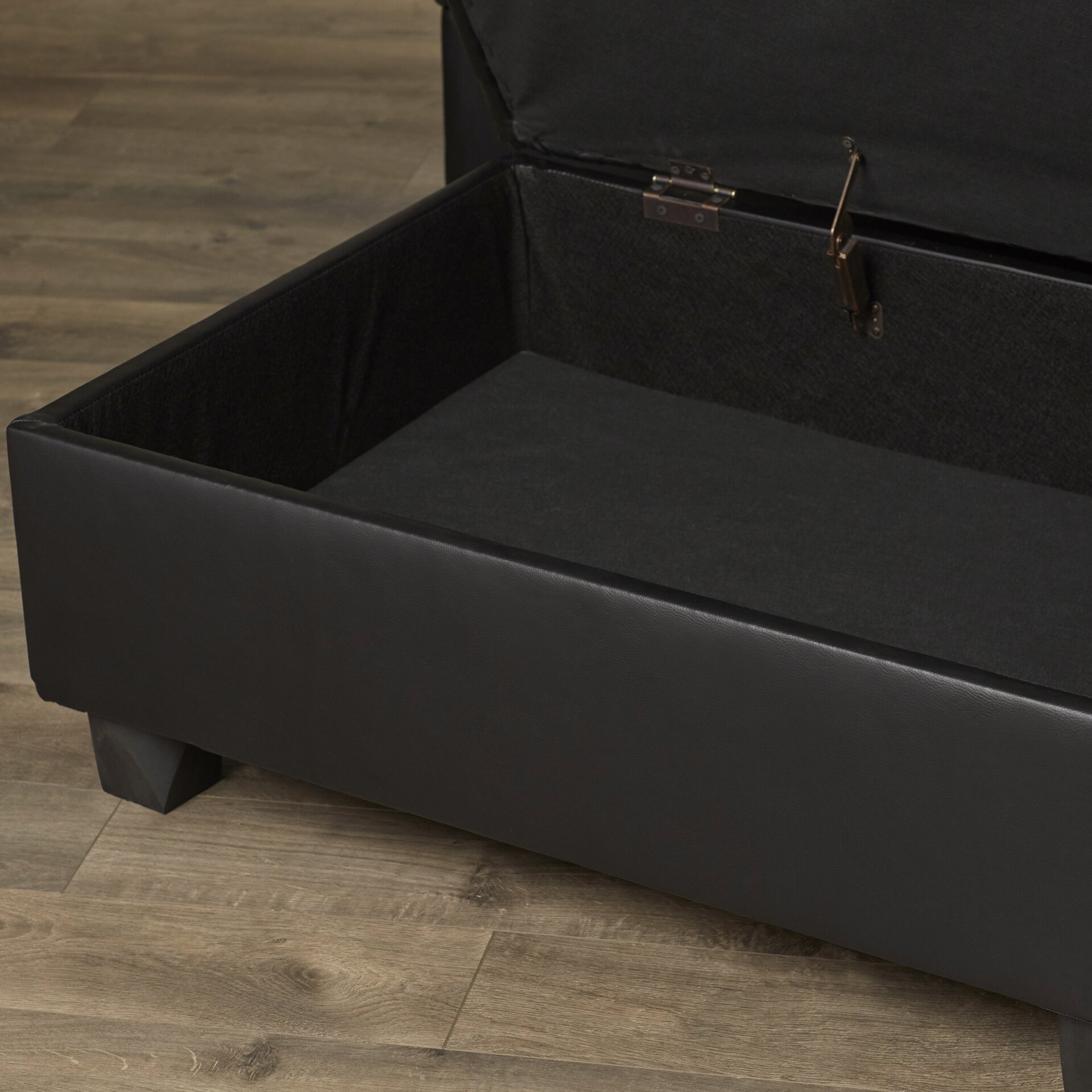 Bonded Leather Sofa Reviews - Durablend Leather Sofa Top