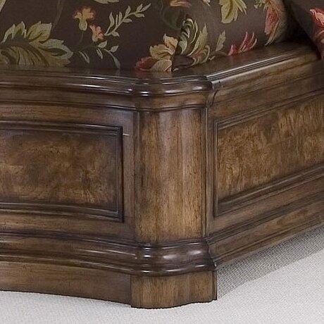 Pulaski San Mateo Upholstered Panel Bed Amp Reviews Wayfair