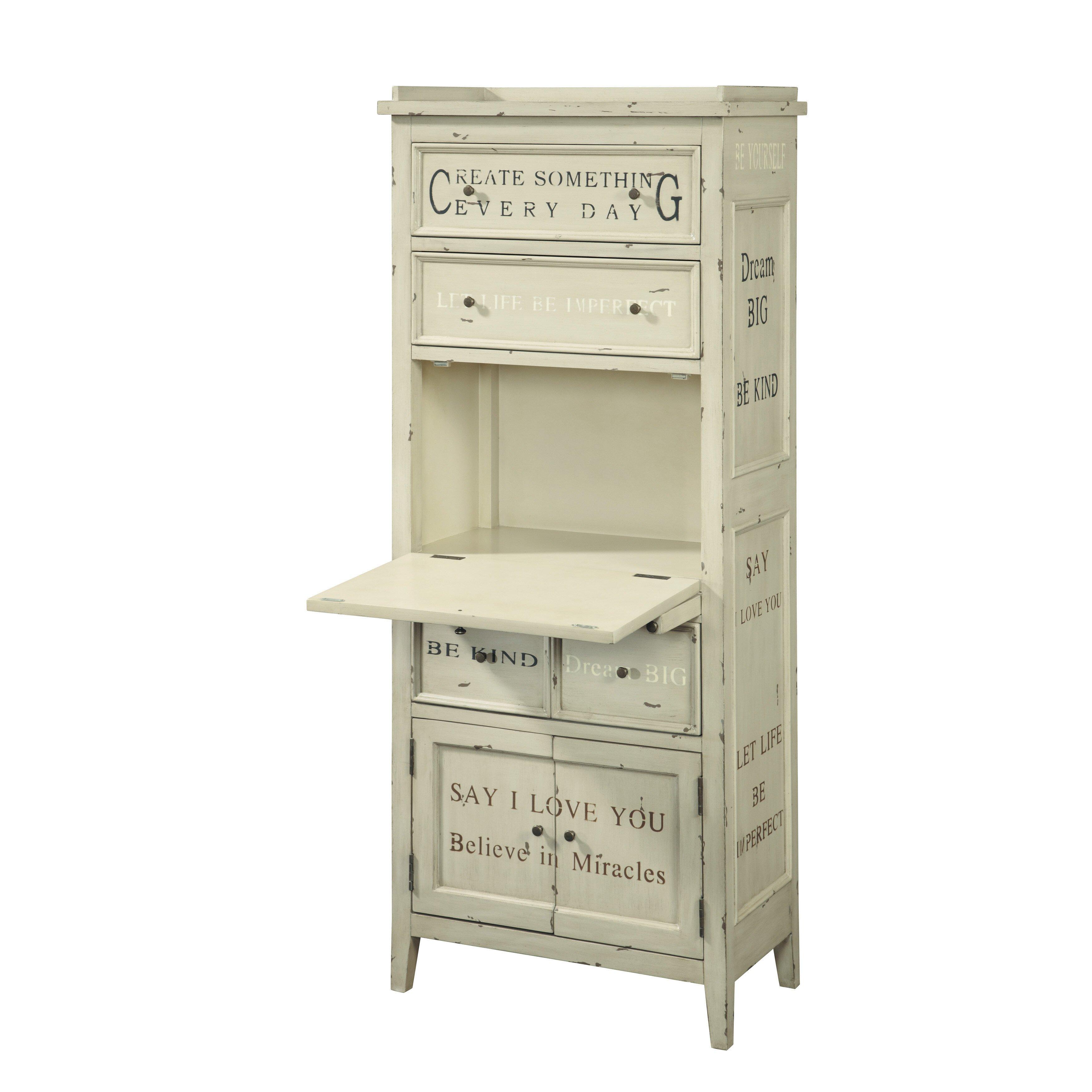 Pulaski 4 drawer cabinet reviews for Wayfair kitchen cabinets