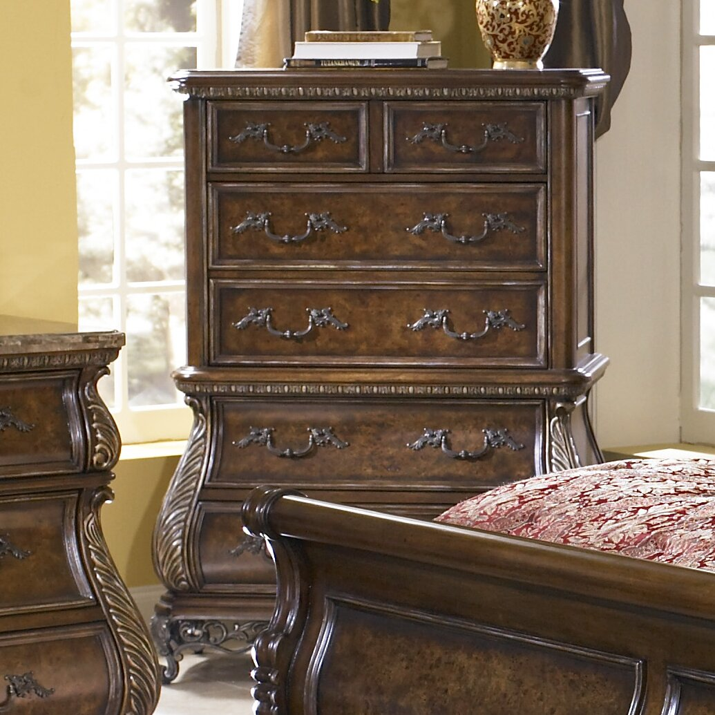 Pulaski Birkhaven Sleigh Customizable Bedroom Set