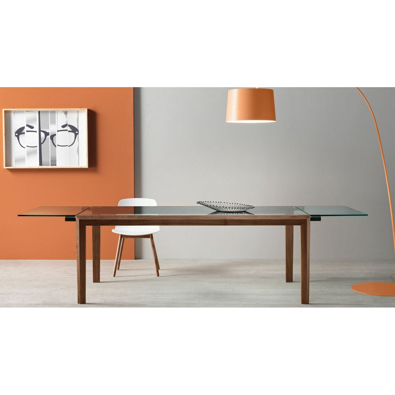 Extendable Dining Table Designs Extendable Wood Dining