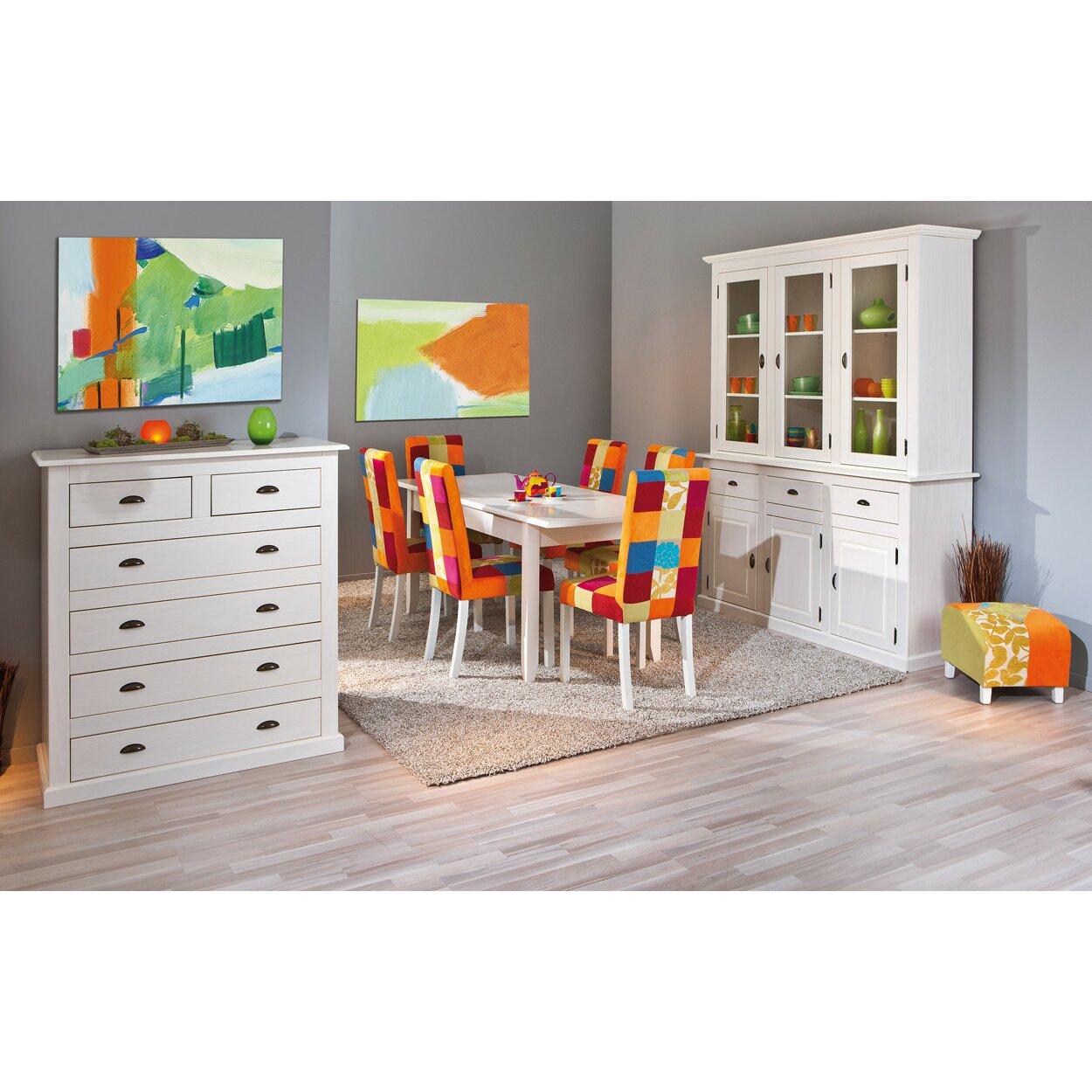 Castleton Home Merideth Display Cabinet Wayfair Uk