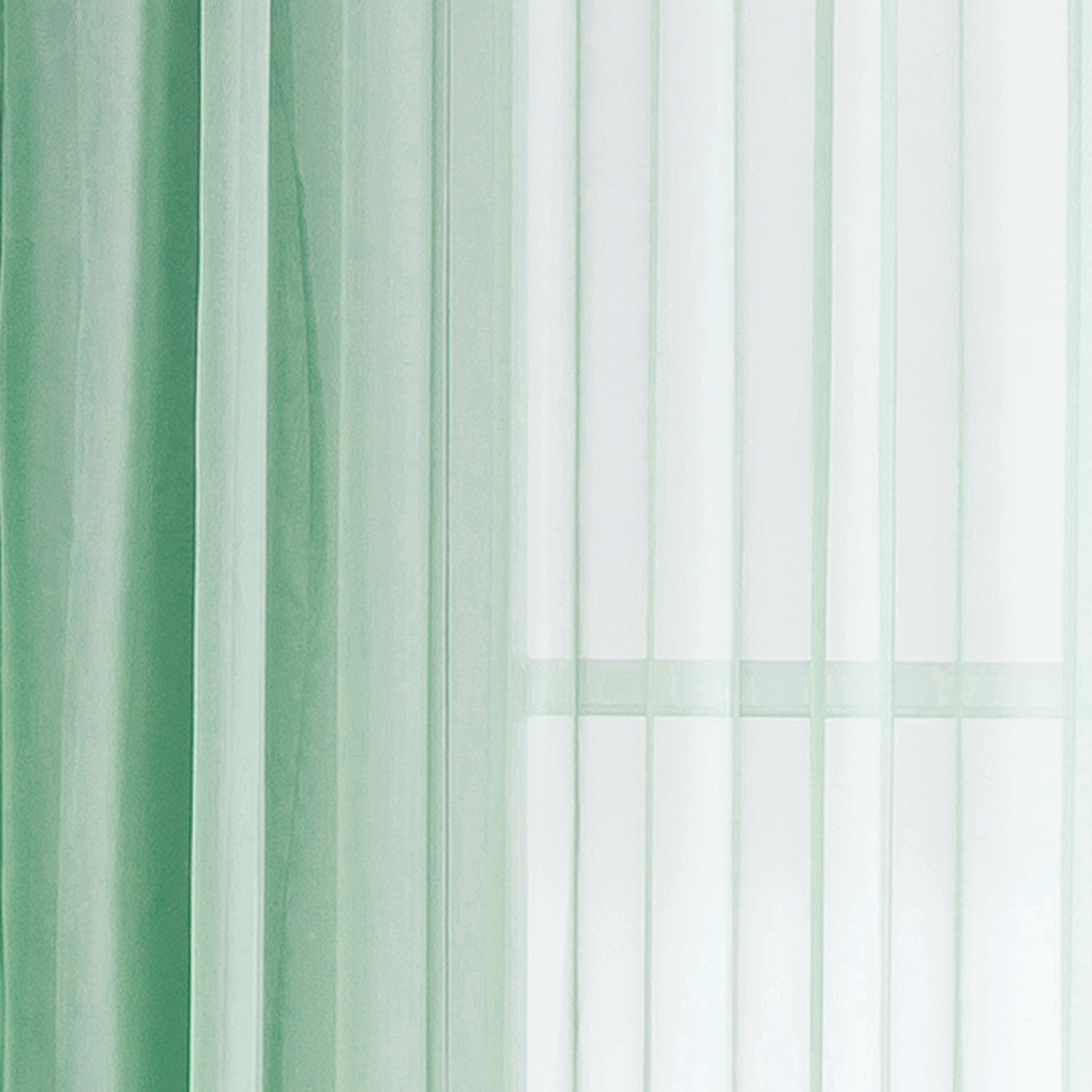 window elements diamond sheer voile extra wide rod pocket curtain panels reviews. Black Bedroom Furniture Sets. Home Design Ideas