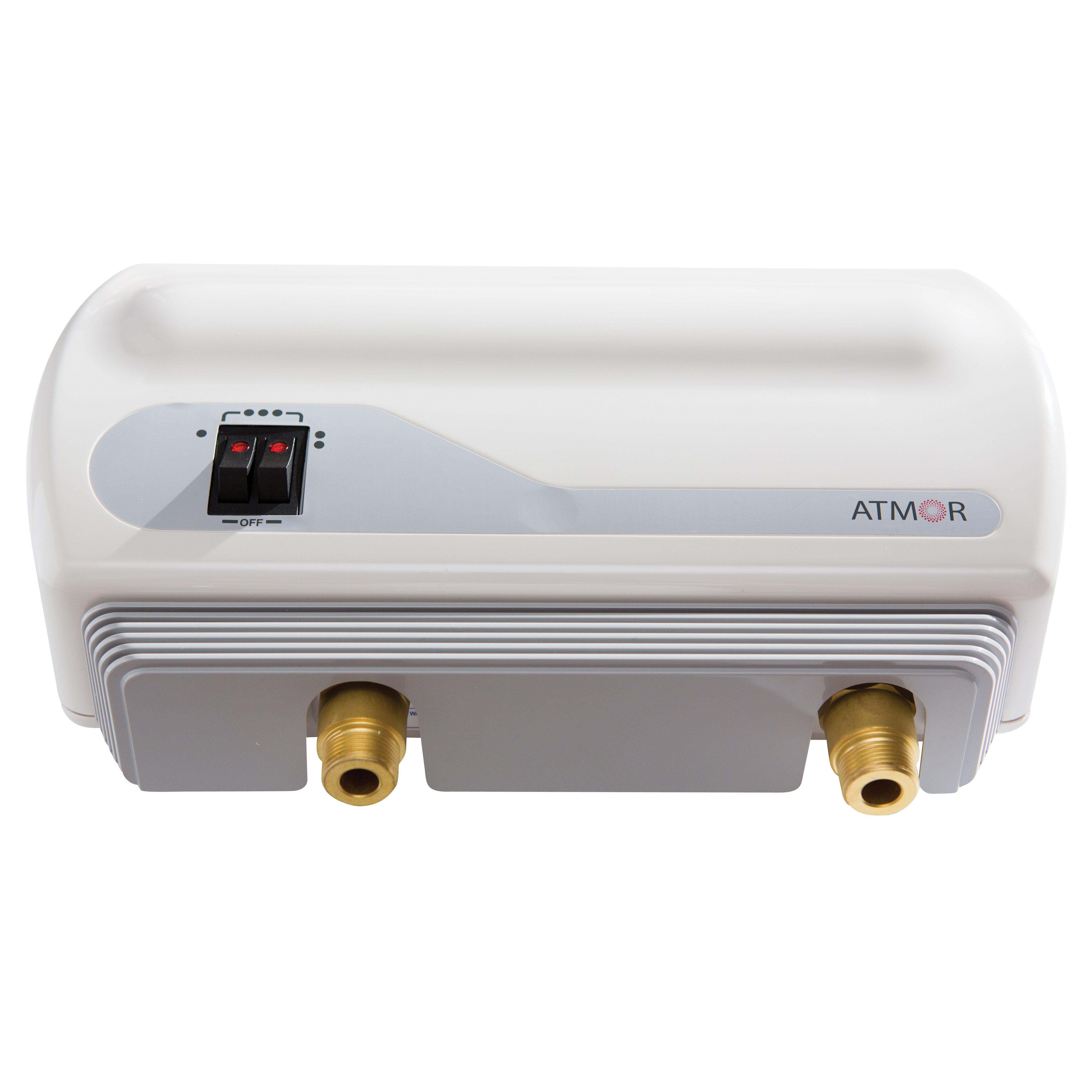 Atmor industries ltd super 900 series 0 5 gpm 3 8 kw Instant water heater