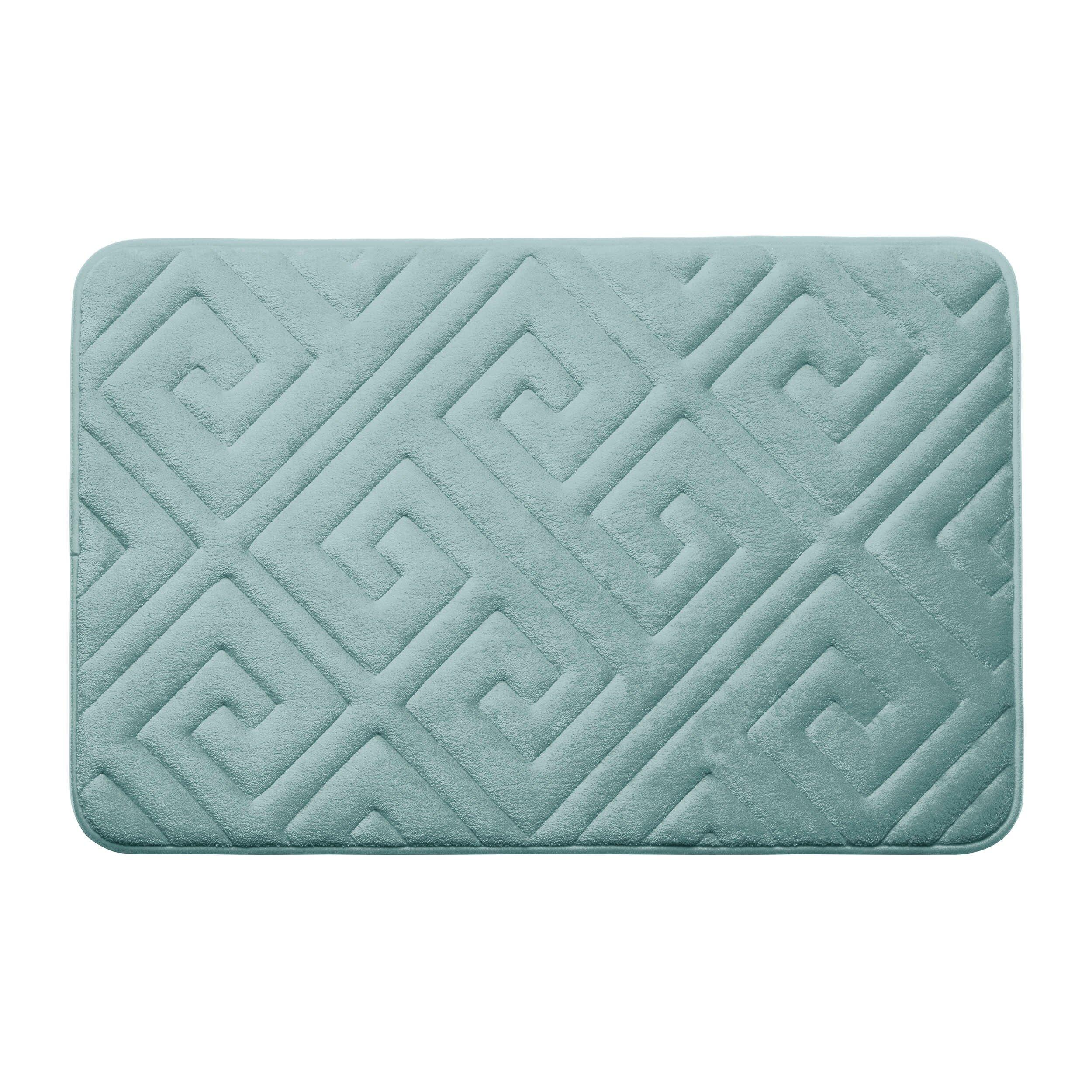 Bath Studio Caicos Premium Micro Plush Memory Foam Bath