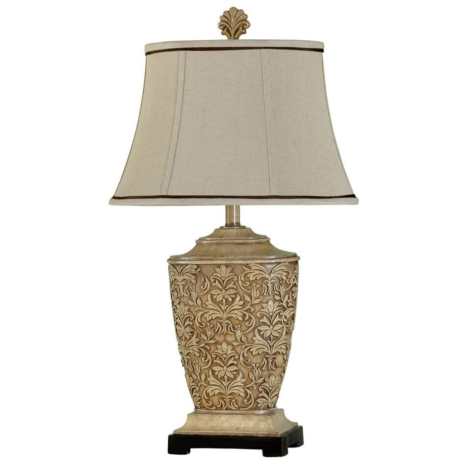 Three posts 30quot table lamp reviews wayfair for Table lamp quit working