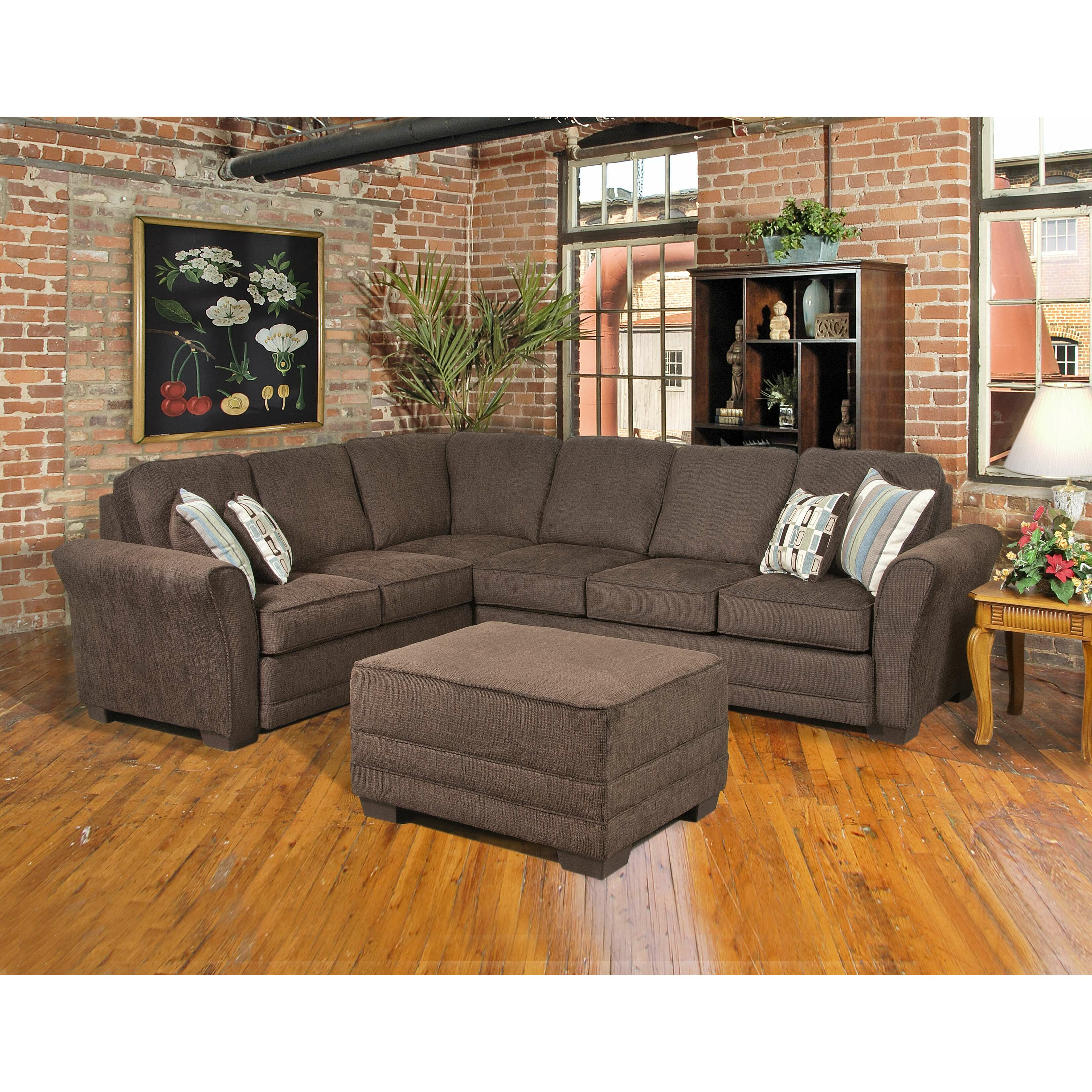 Three posts barnes sectional reviews wayfair for Wayfair sectionals