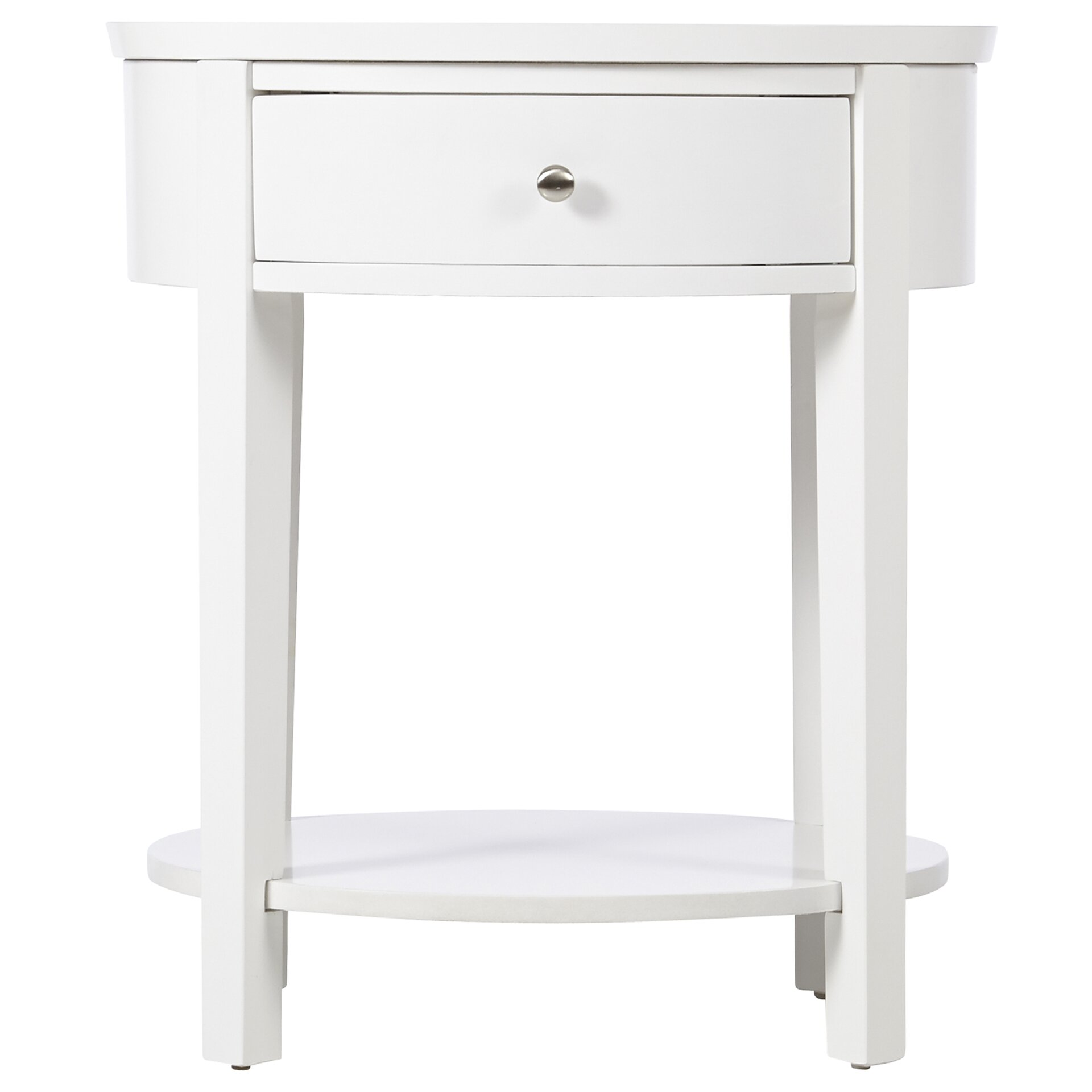 Three Posts Canterbury End Table Amp Reviews Wayfair Ca