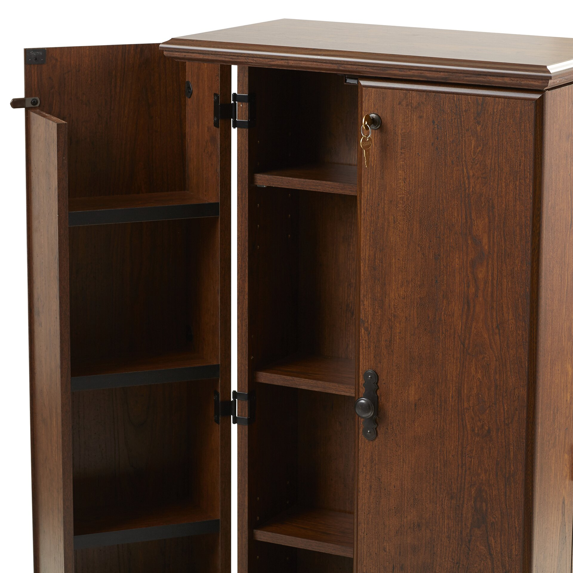 Three posts 2 door storage cabinet reviews wayfair for One day doors and closets reviews
