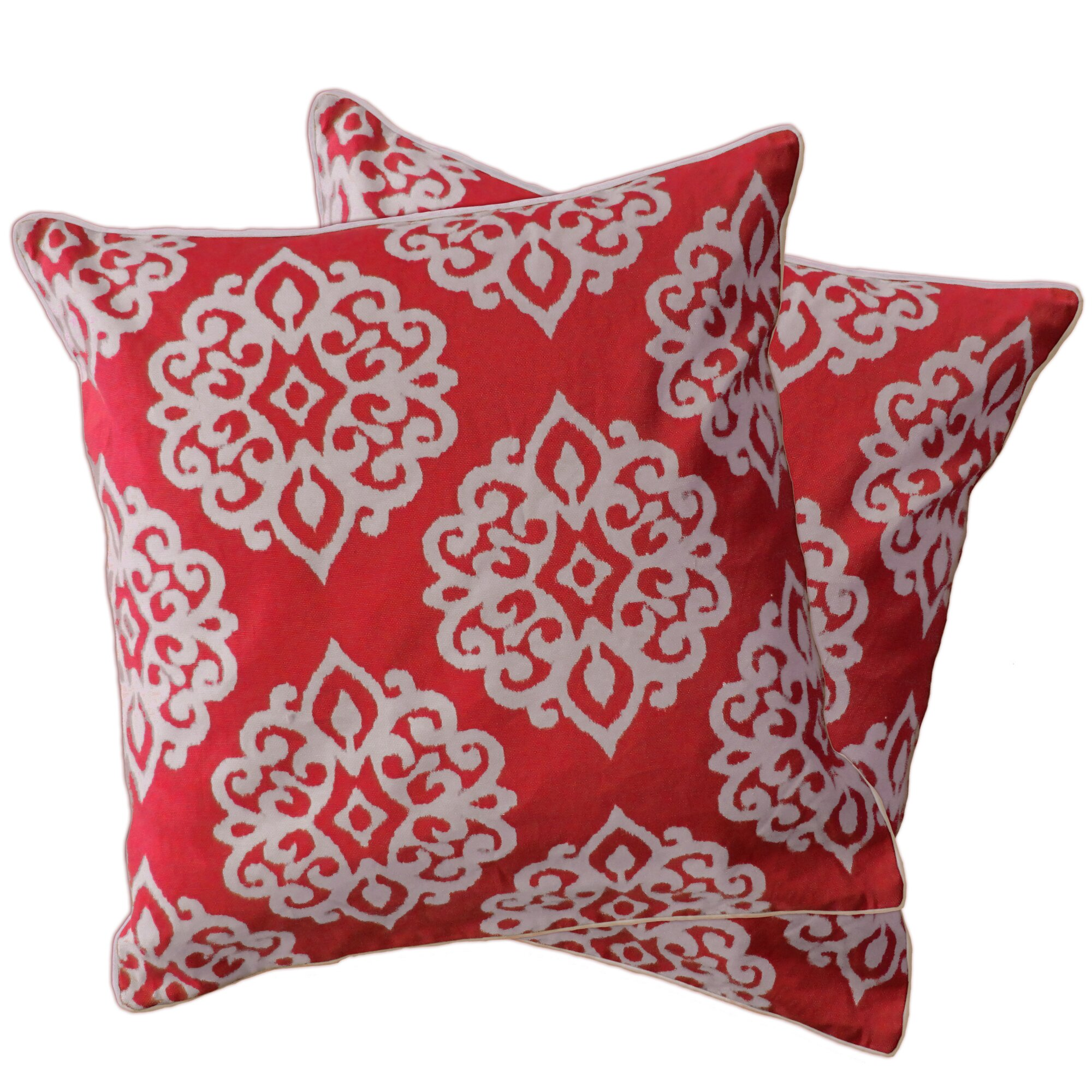 Three Posts Stroudsburg Zipper Shell Throw Pillow & Reviews Wayfair