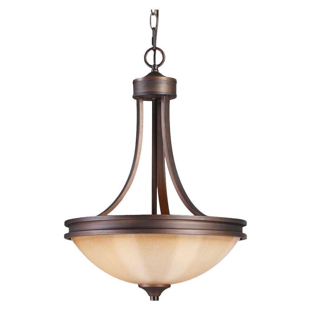 lighting ceiling lights bowl or inverted pendants three posts sku. Black Bedroom Furniture Sets. Home Design Ideas