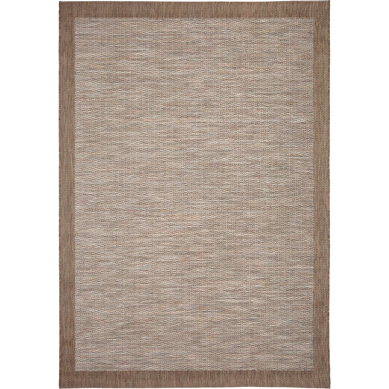 Three Posts Biali Gray Indoor Outdoor Area Rug