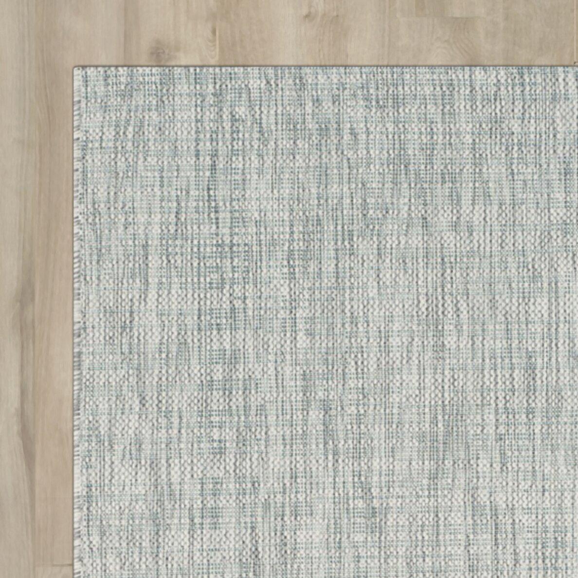 three posts adelia gray turquoise area rug reviews wayfair. Black Bedroom Furniture Sets. Home Design Ideas