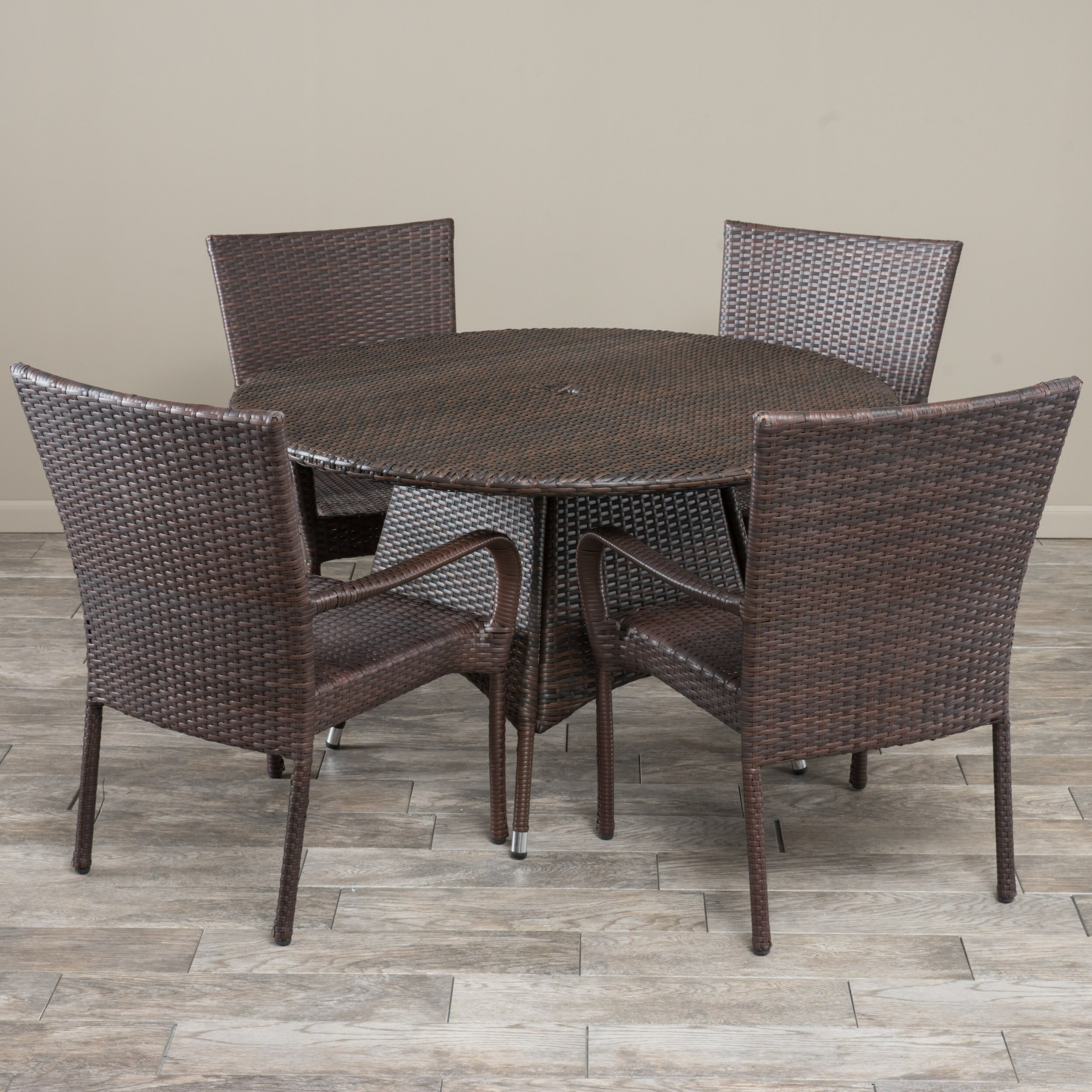 Three Posts Bexton 5 Piece Dining Set Amp Reviews Wayfair