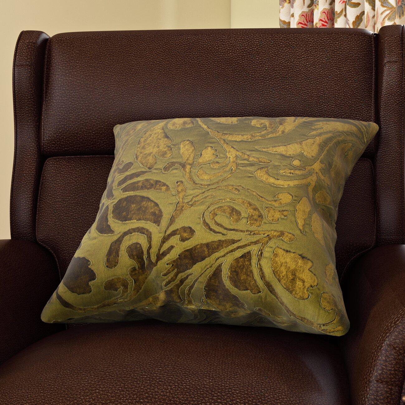 Wayfair Green Throw Pillows : Three Posts Sage Throw Pillow & Reviews Wayfair