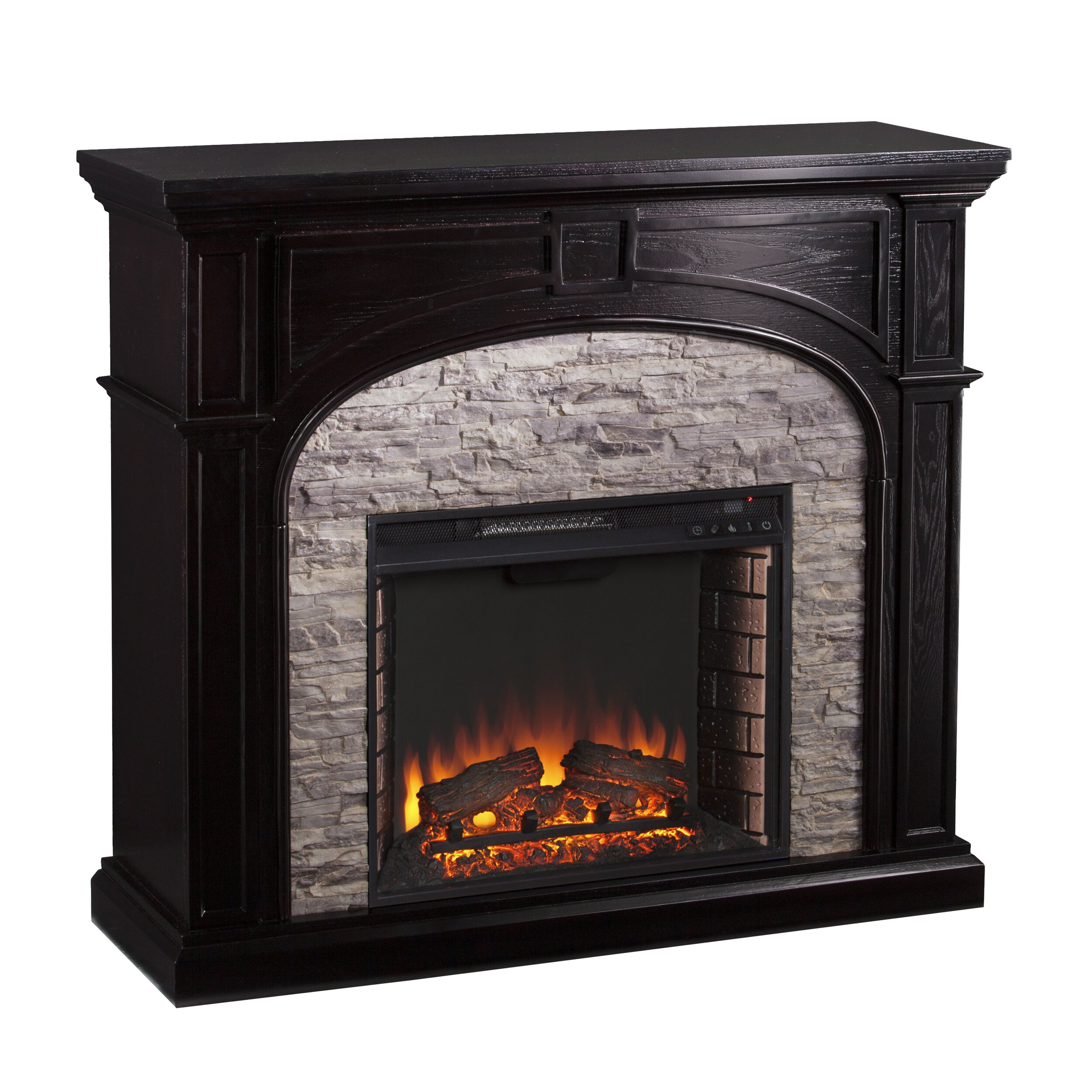 three posts boylston stacked electric fireplace reviews
