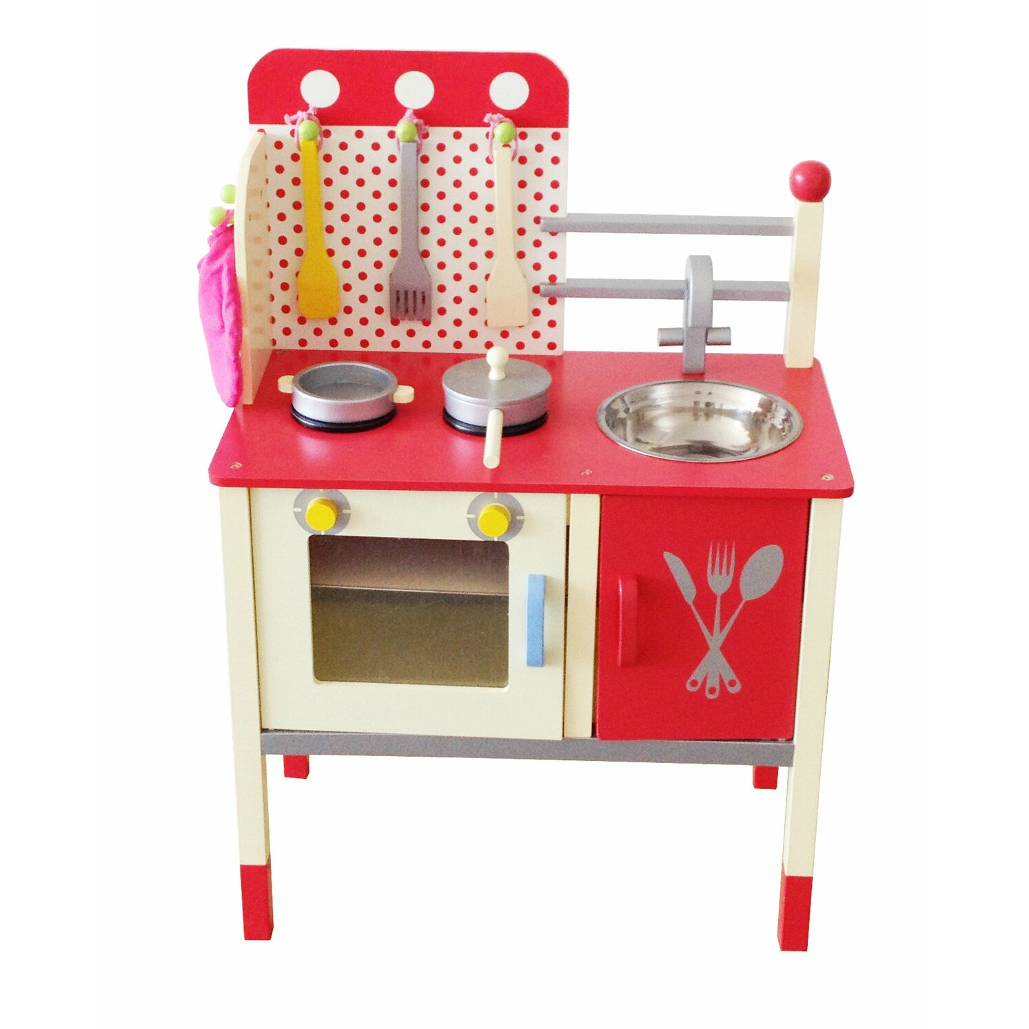 Berry toys cute and fun wooden play kitchen reviews for Kitchen set for babies