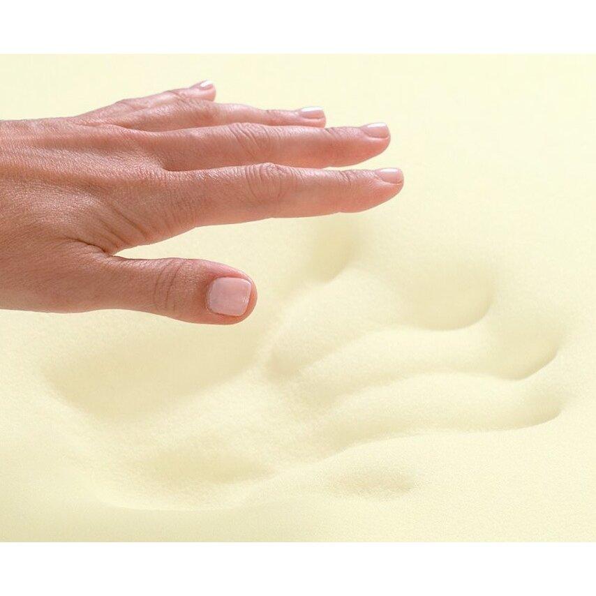 Altimair High Density Visco Elastic 3 4 Memory Foam Mattress Pad Bed Topper