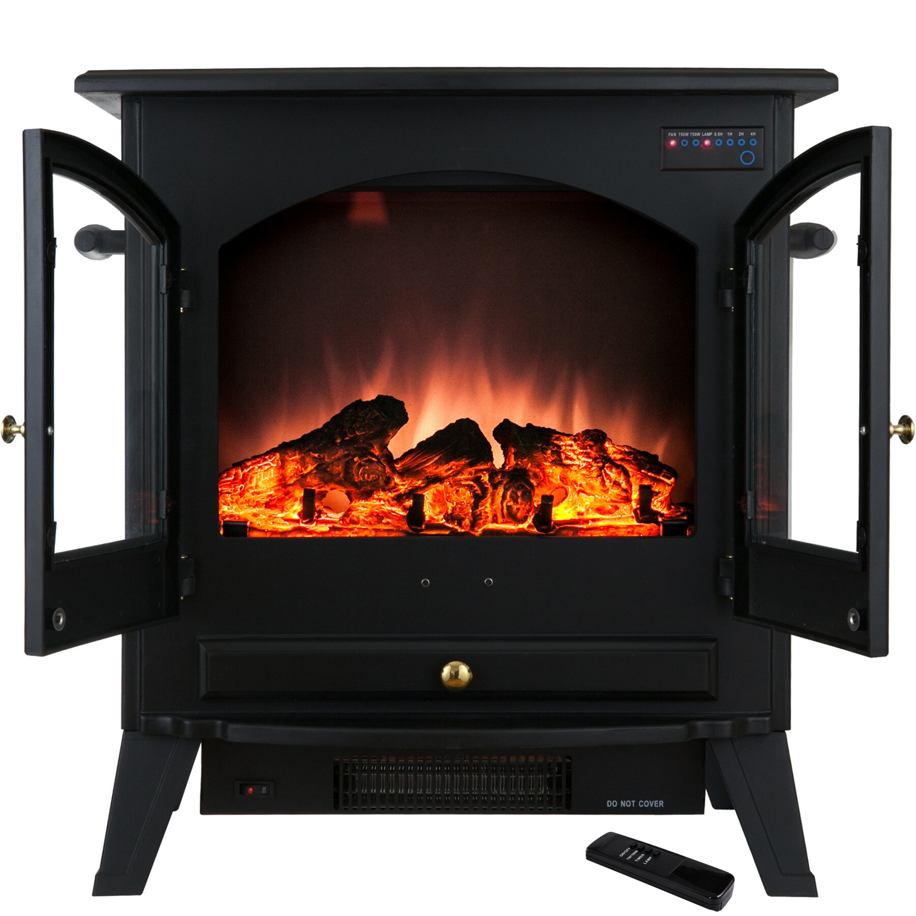 AKDY 400 Sq Ft Free Standing Electric Stove & Reviews